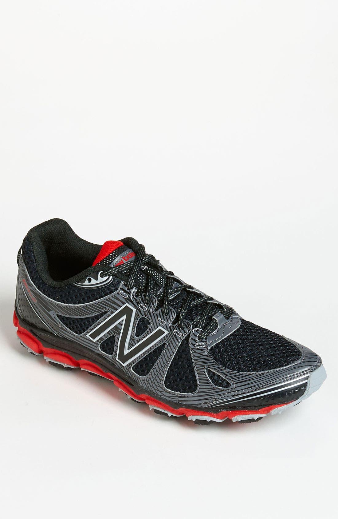 Alternate Image 1 Selected - New Balance '810v2' Trail Running Shoe (Men)