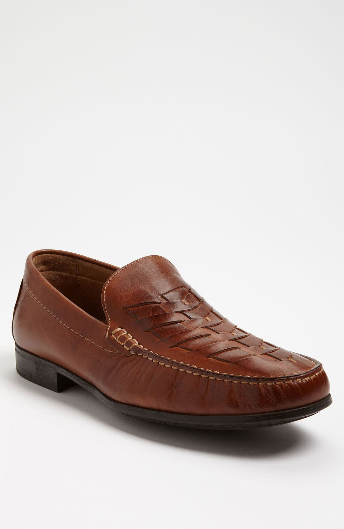 Alternate Image 1 Selected - Johnston & Murphy 'Cresswell' Loafer (Online Only)