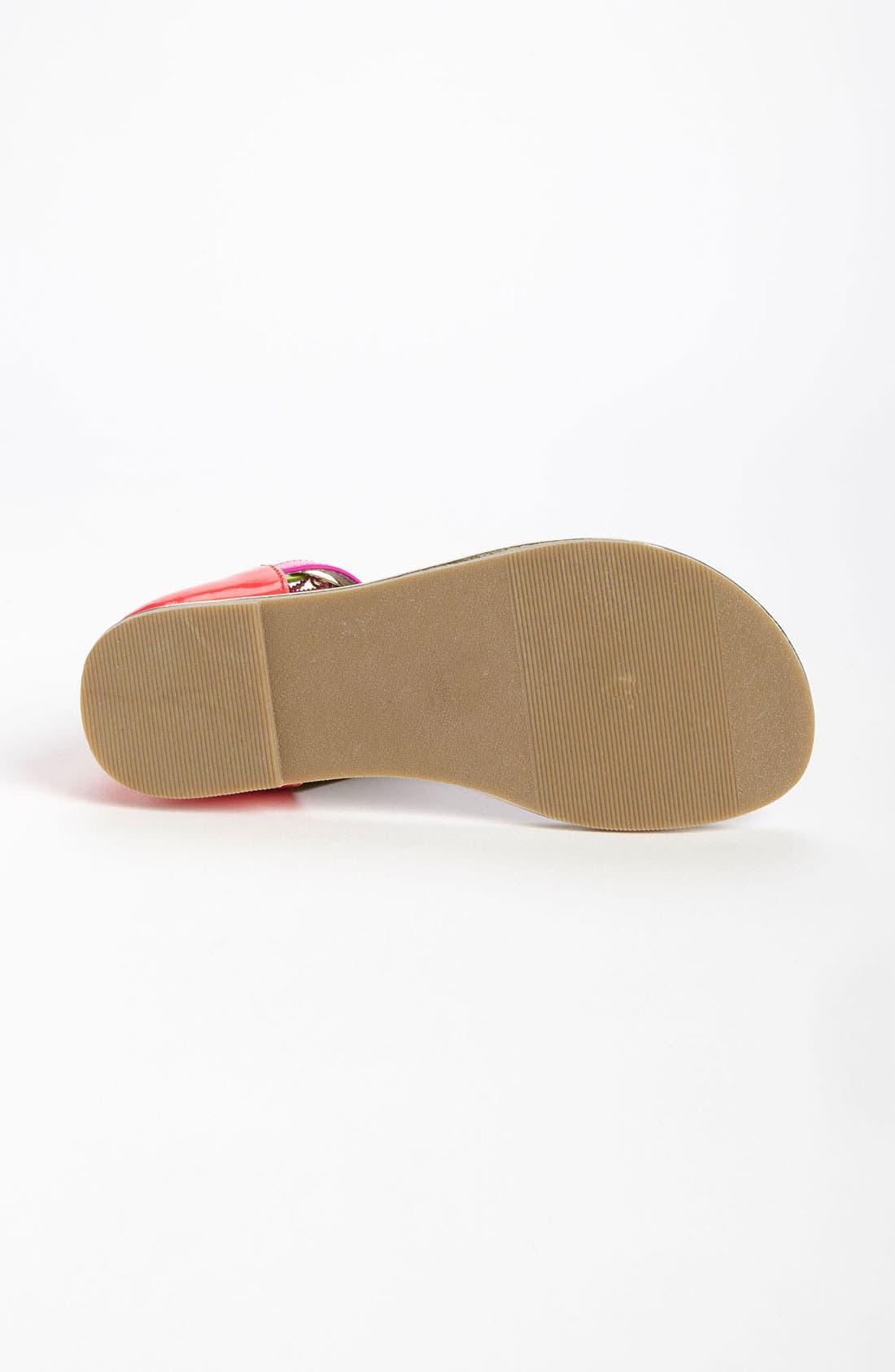 Alternate Image 4  - Steve Madden 'Vawlt' Sandal (Toddler, Little Kid & Big Kid)