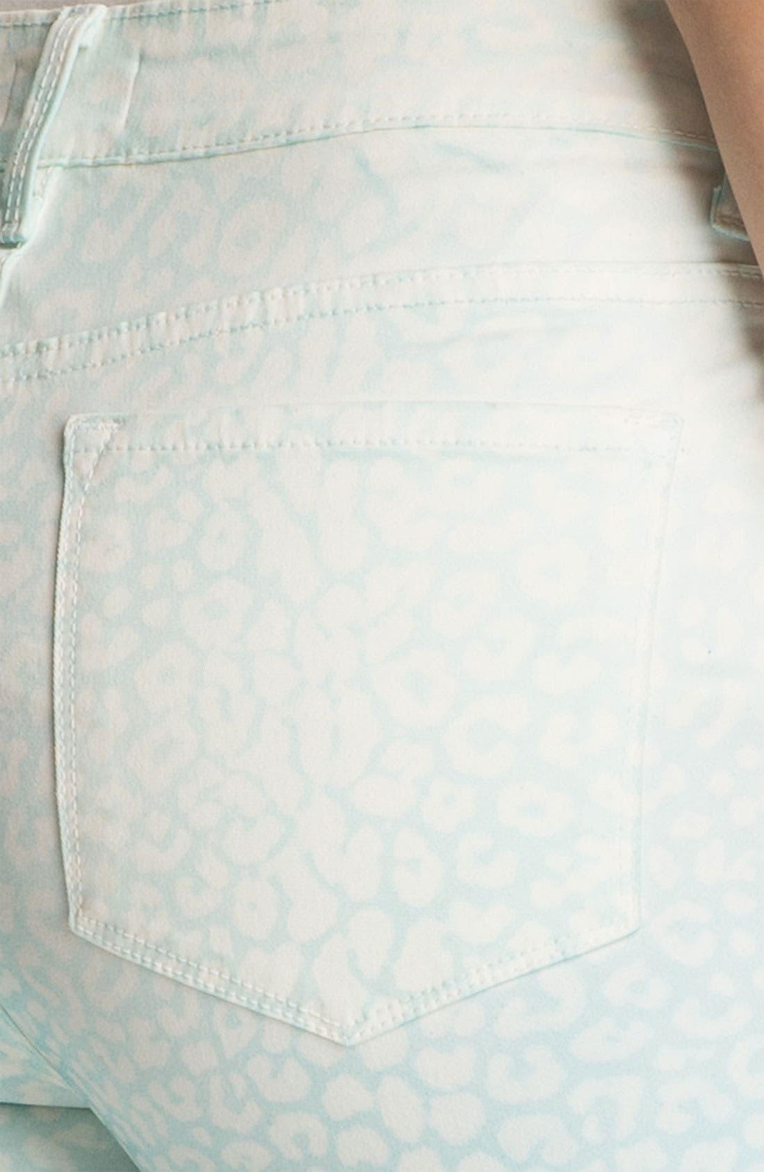 Alternate Image 2  - NYDJ 'Alisha - Chevy' Skinny Stretch Ankle Jeans