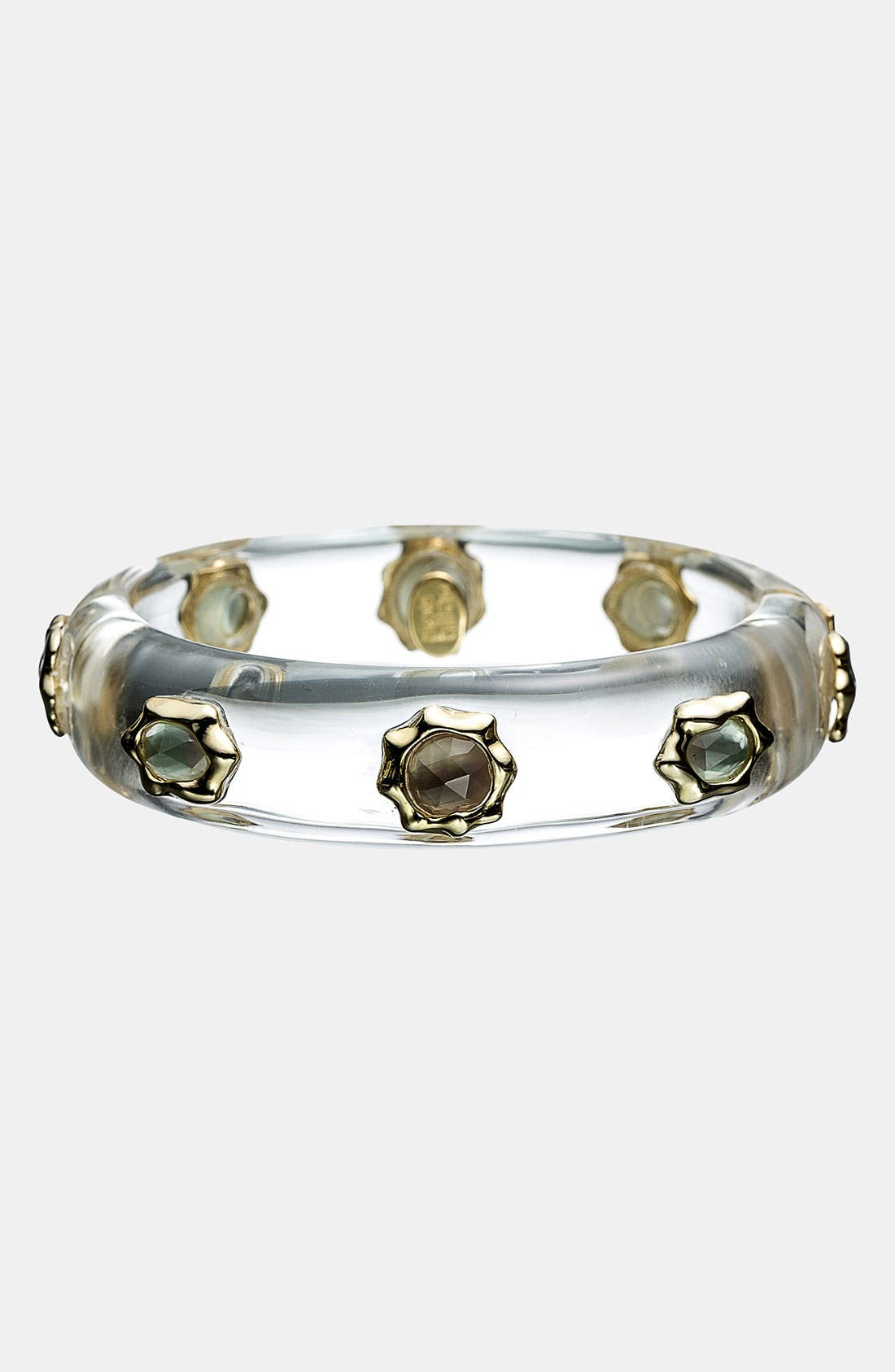 Alternate Image 1 Selected - Alexis Bittar 'Lucite® - Ophelia' Small Studded Bracelet