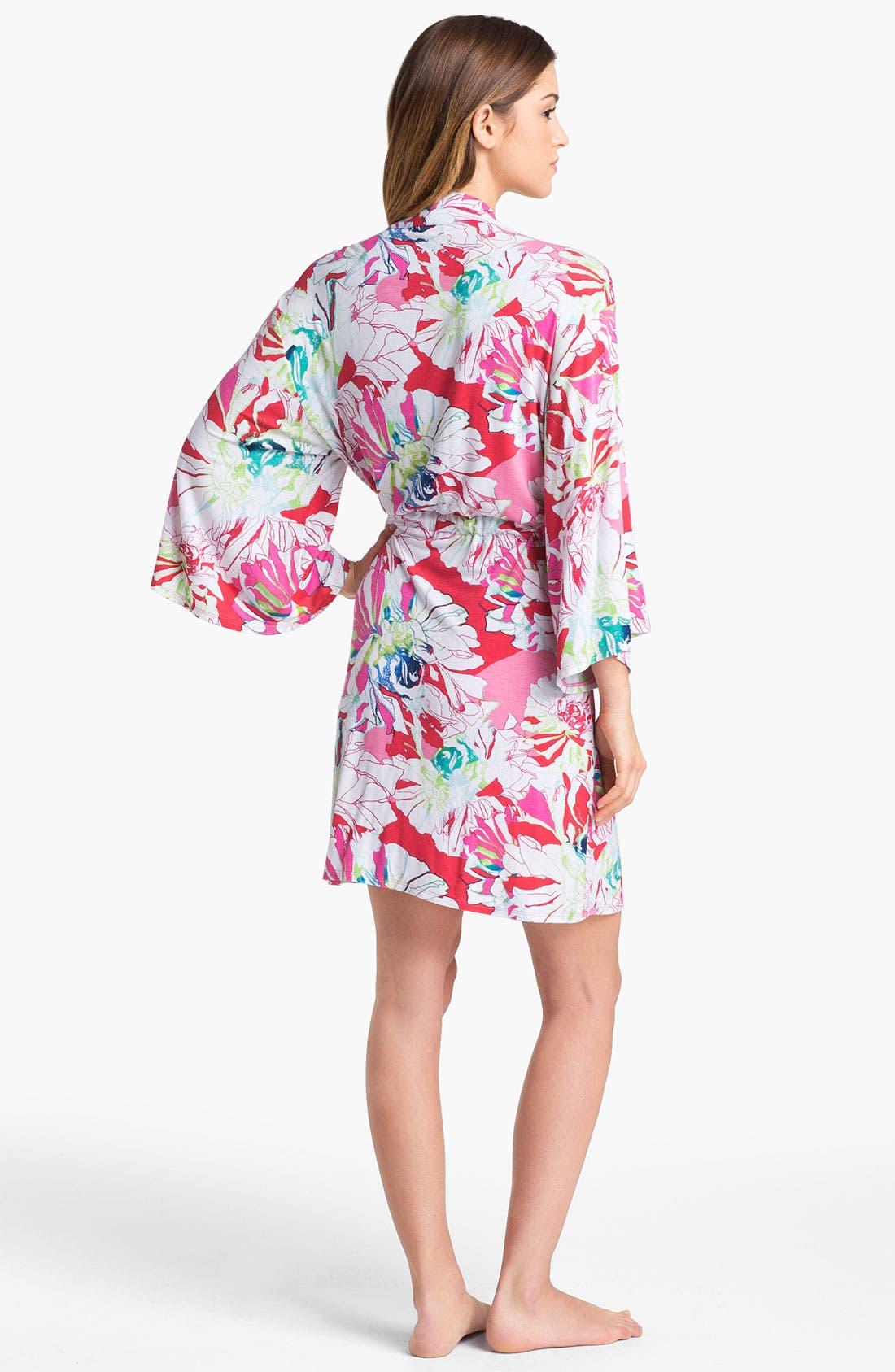 Alternate Image 2  - Josie 'Island Flower' Robe
