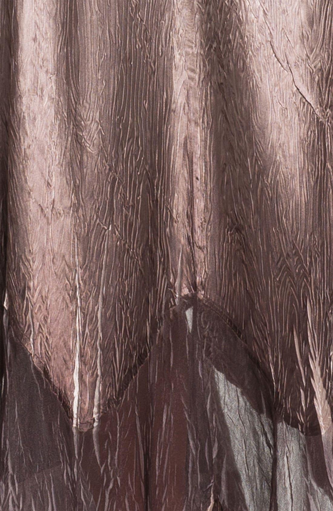 Alternate Image 4  - Komarov Embellished Charmeuse Dress & Jacket