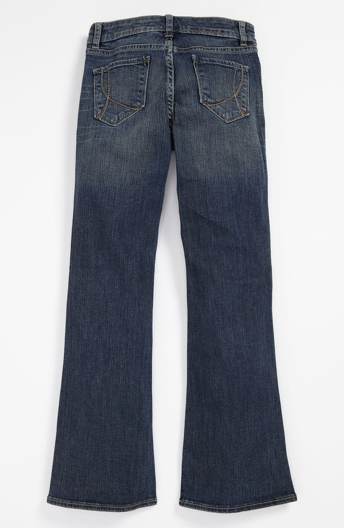 Alternate Image 1 Selected - !iT JEANS Bootcut Jeans (Big Girls)