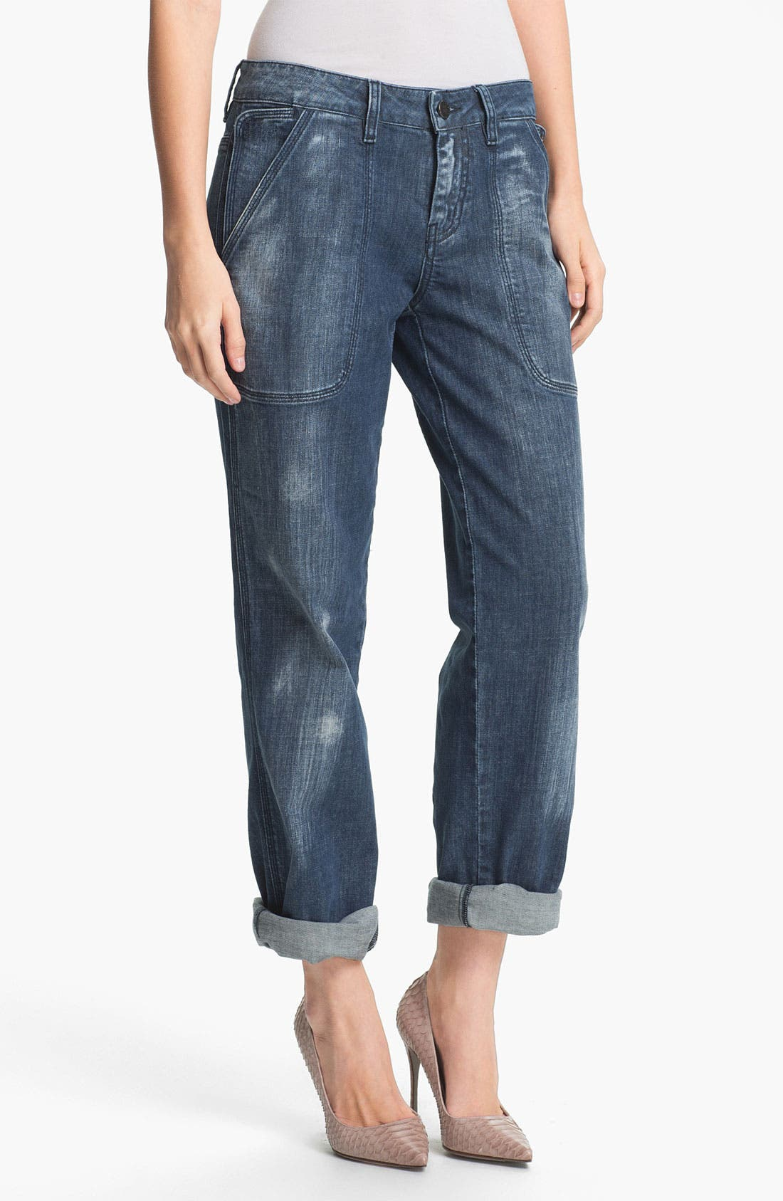Main Image - Kelly Wearstler 'Practitioner' Denim Pants