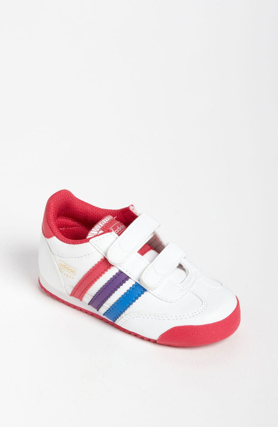 Alternate Image 1 Selected - adidas 'Dragon' Sneaker (Baby, Walker & Toddler)