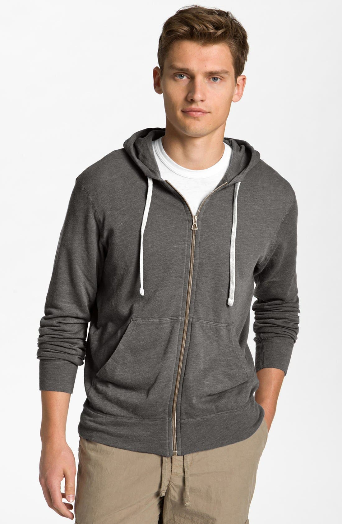 Alternate Image 1 Selected - James Perse 'Vintage' Hoodie