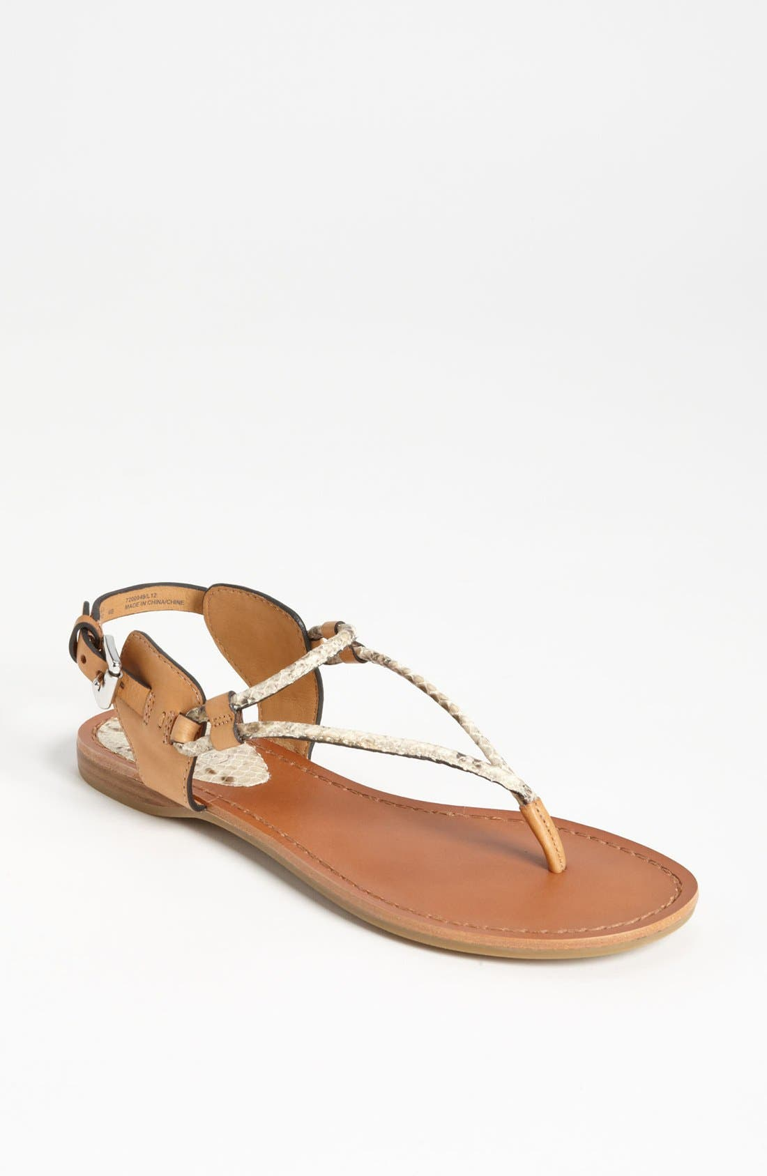 Alternate Image 1 Selected - COACH 'Coco' Sandal