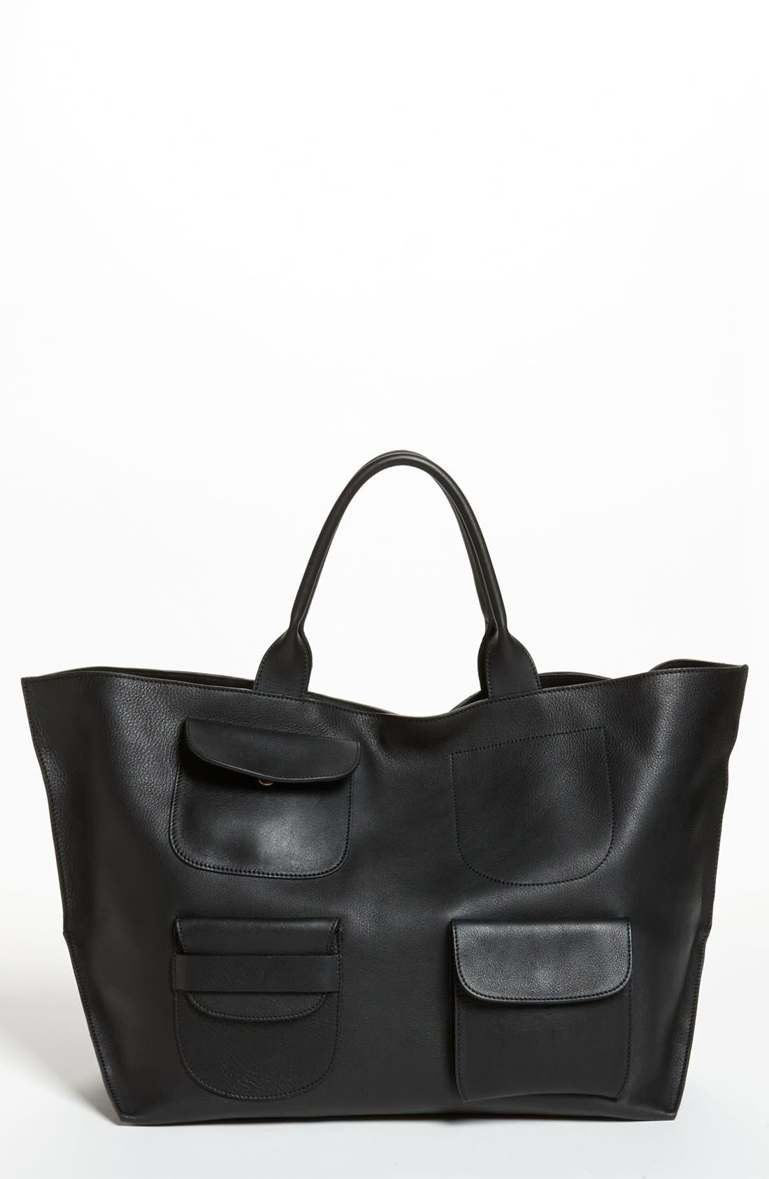 Alternate Image 1 Selected - Marni Leather Tote