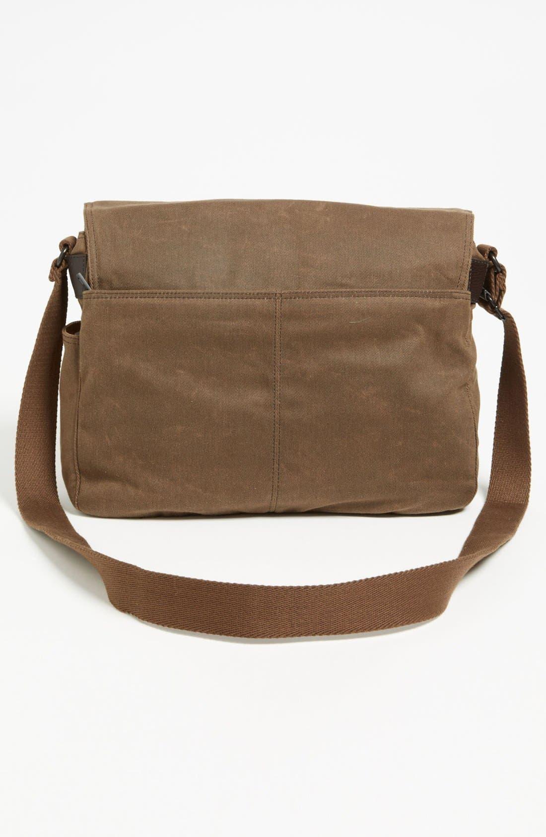 Alternate Image 2  - Andrew Marc 'Essex' Twill Messenger Bag