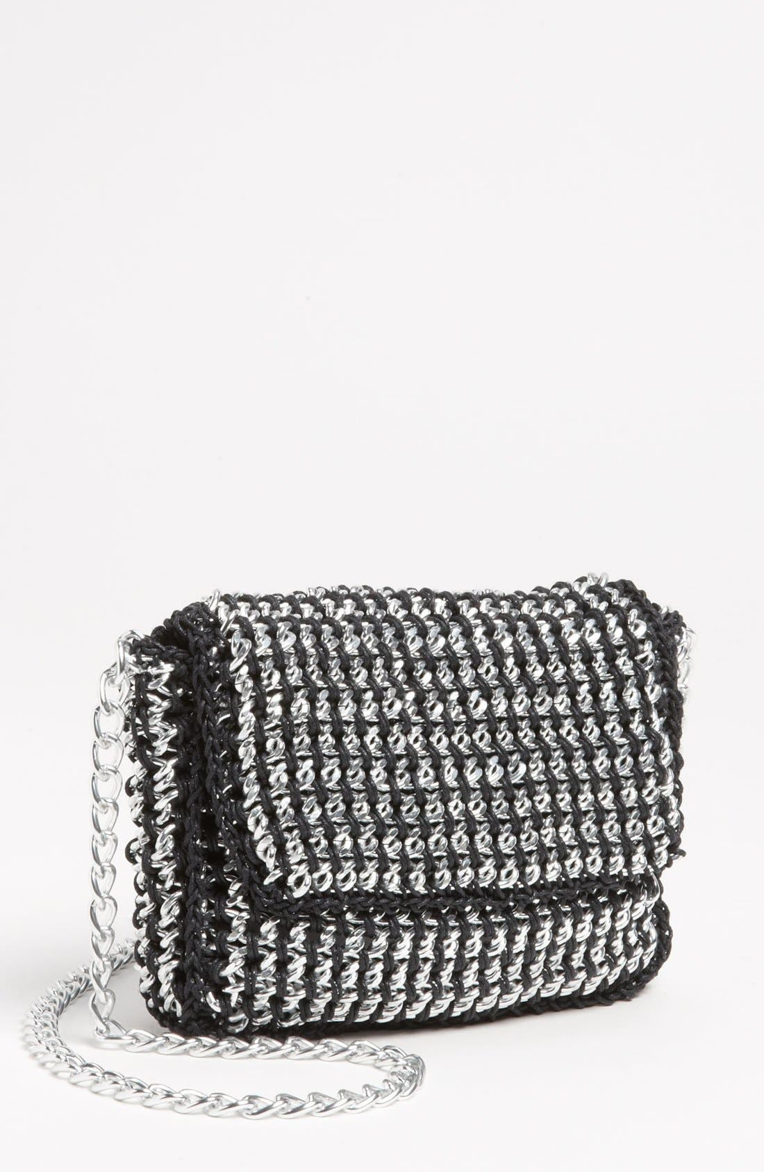 Alternate Image 1 Selected - Sondra Roberts Chain Crossbody Bag