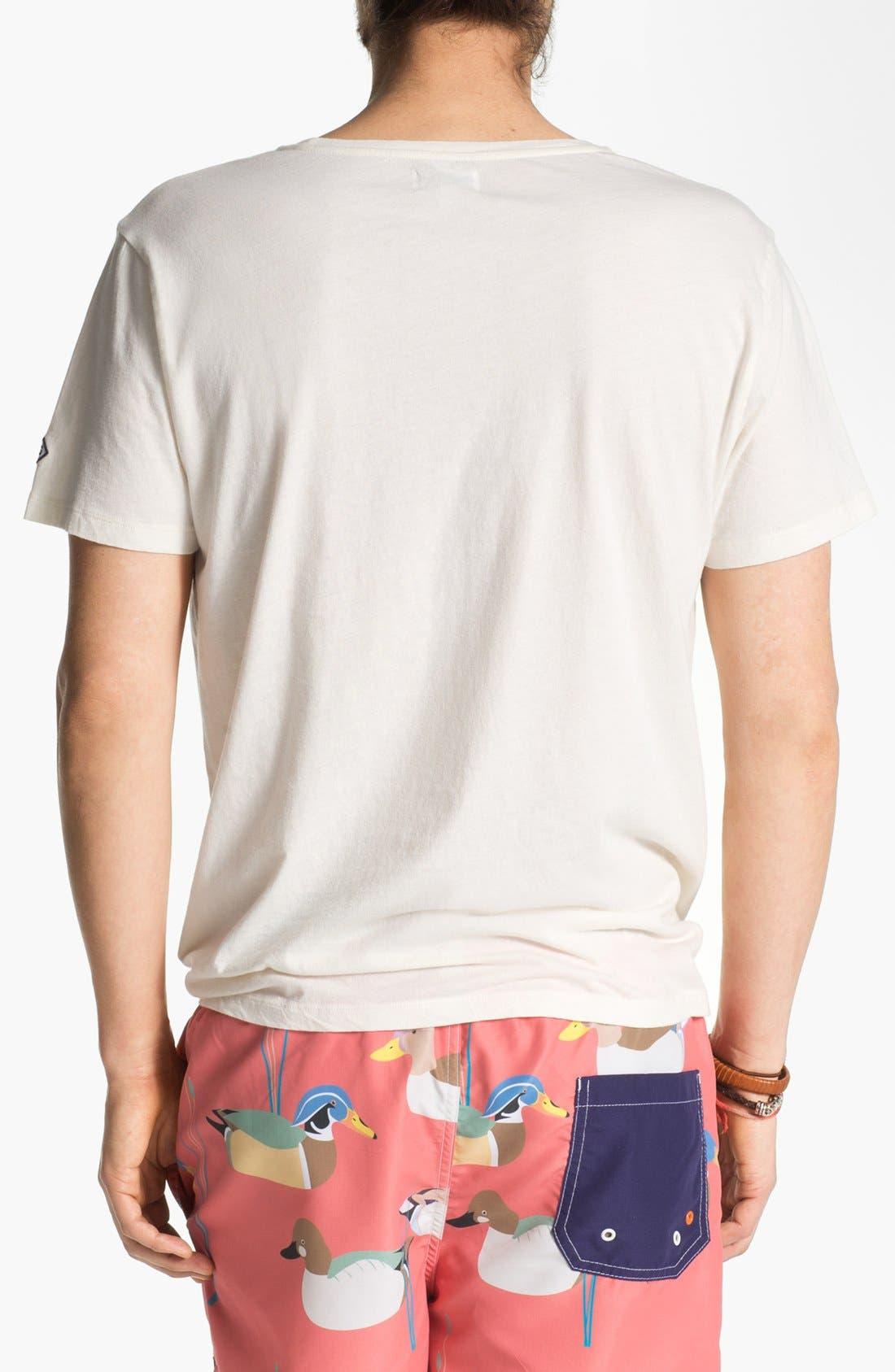 Alternate Image 2  - Gant Rugger 'Cut & Sewn' T-Shirt