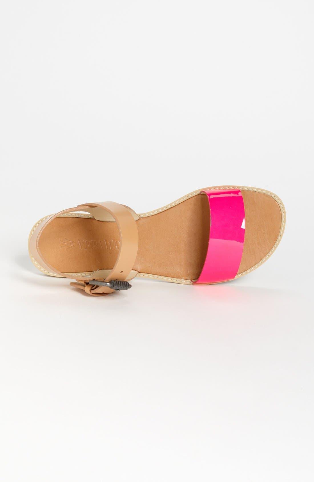 Alternate Image 3  - Vera Wang Footwear 'Febe' Sandal (Online Only)