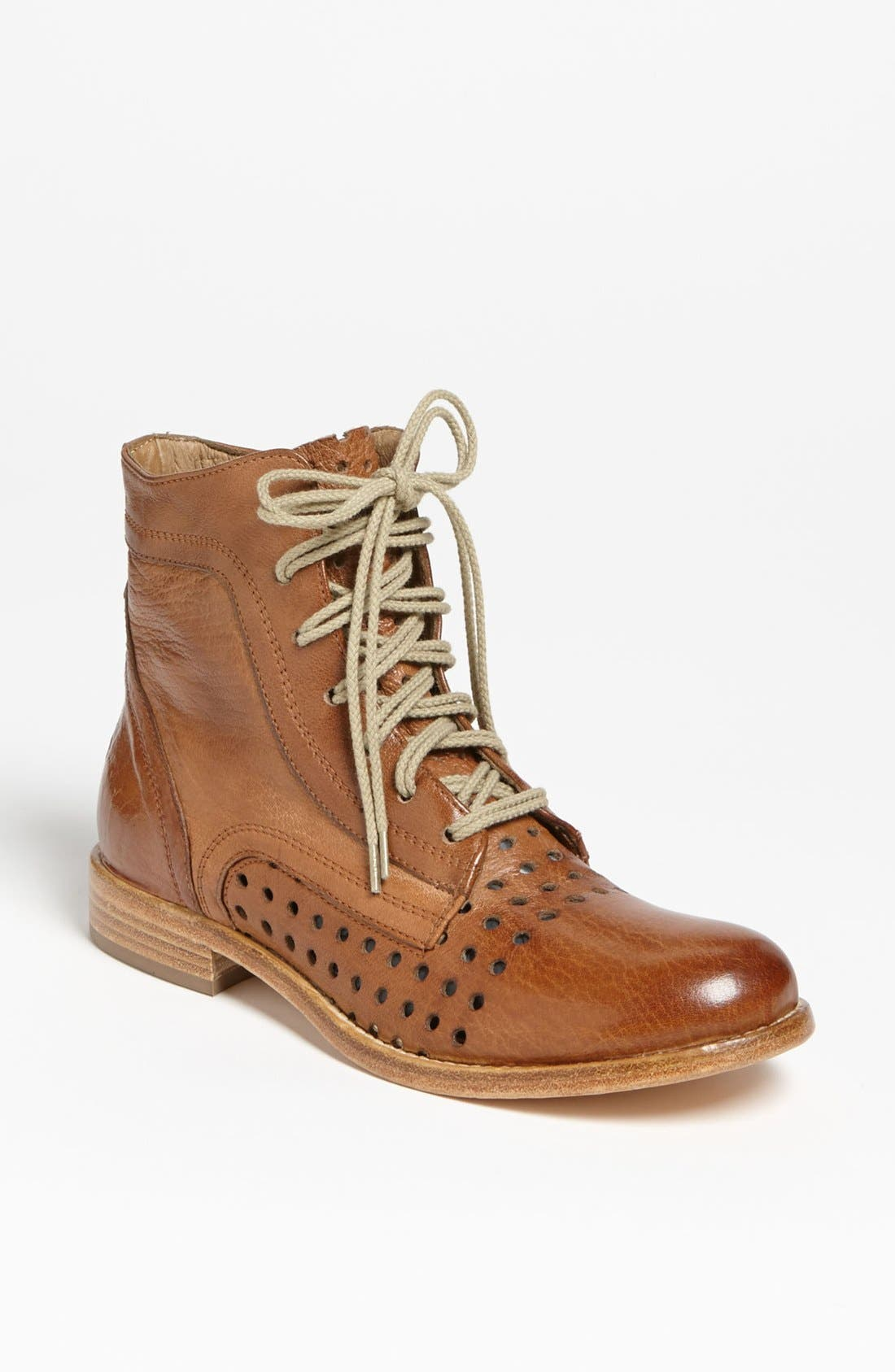 Main Image - Giove Lace-Up Ankle Boot