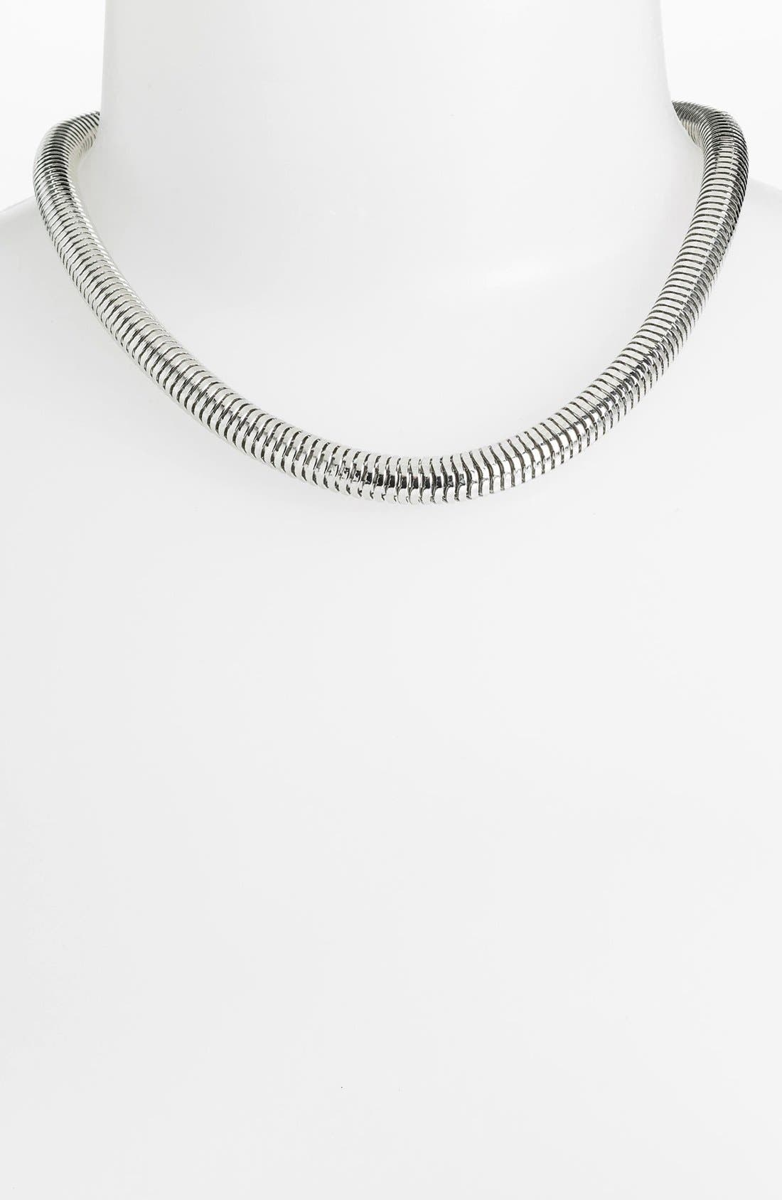 Alternate Image 1 Selected - Vince Camuto Snake Chain Necklace