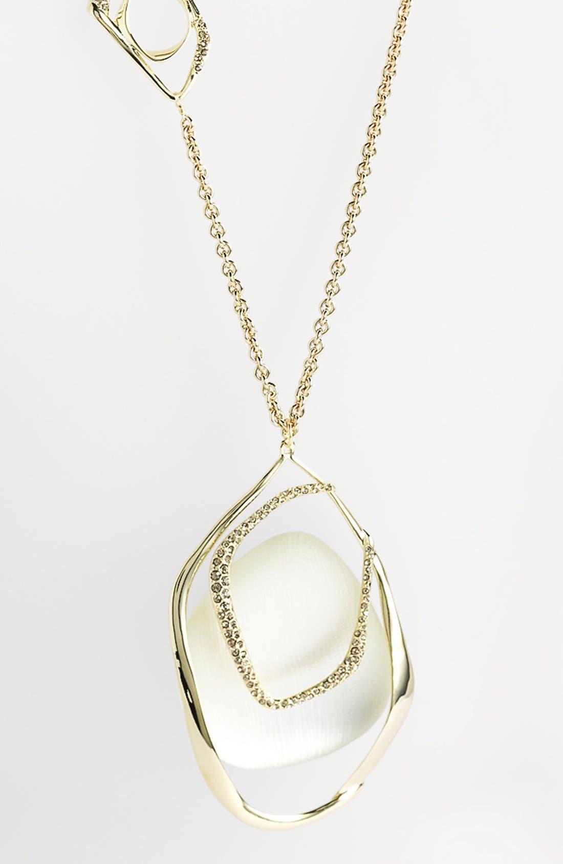 Alternate Image 2  - Alexis Bittar 'Lucite® - Mod' Long Pendant Necklace