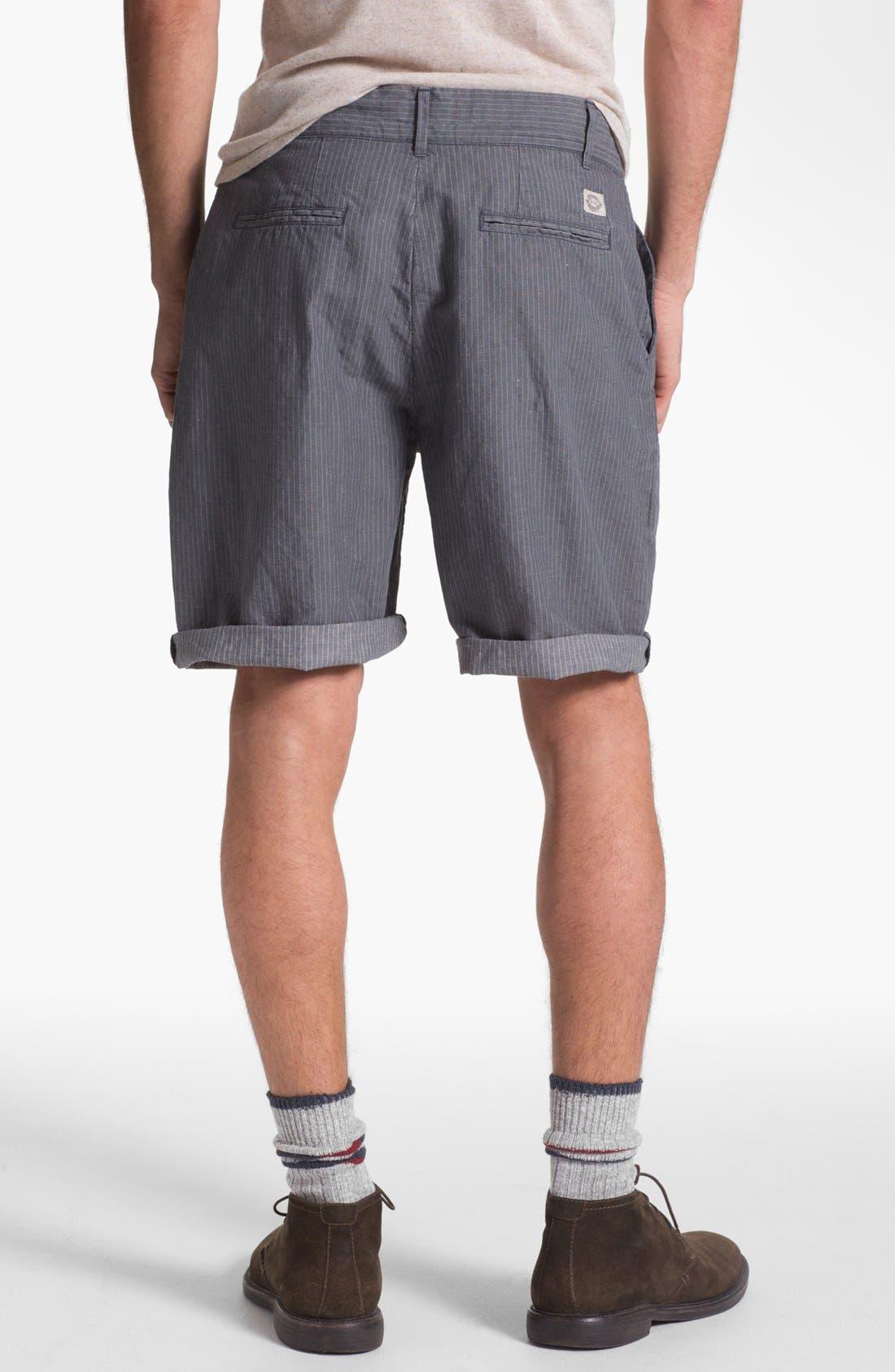 Alternate Image 2  - W.R.K 'Gibson' Linen Blend Shorts