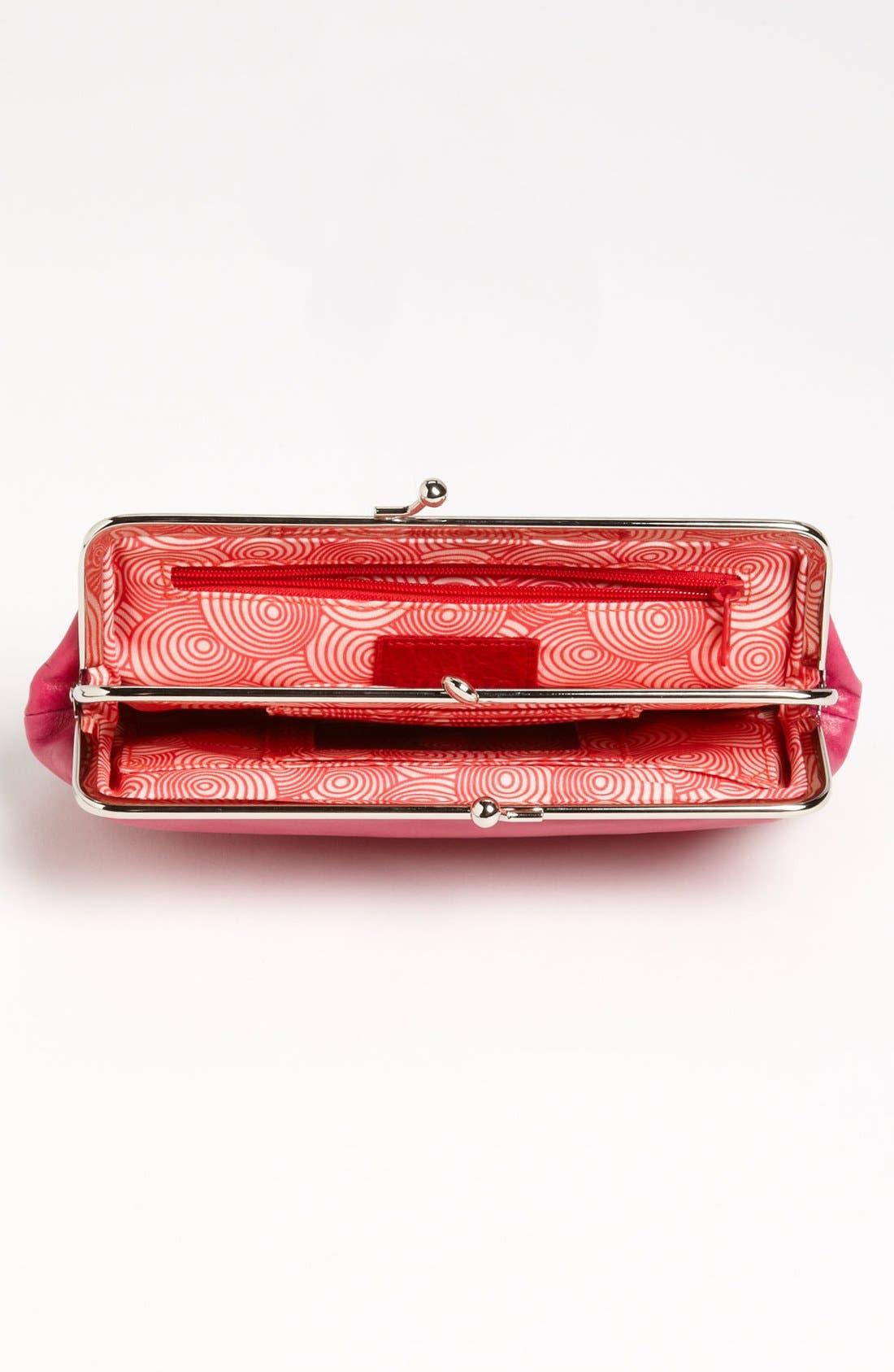 Alternate Image 2  - Hobo 'Vintage Millie' Kisslock Clutch Wallet