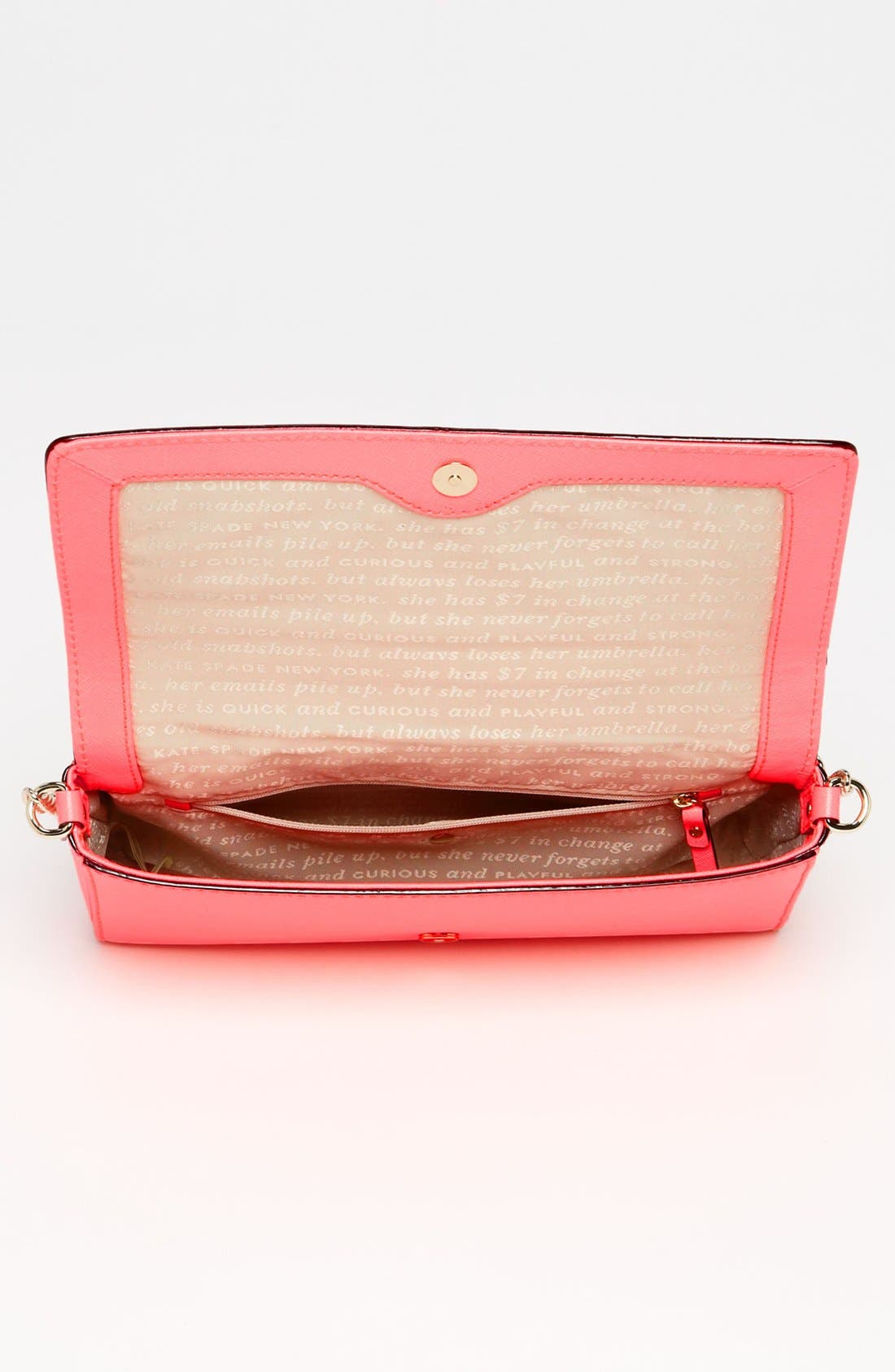 Alternate Image 3  - kate spade new york 'charlotte street - angela' clutch
