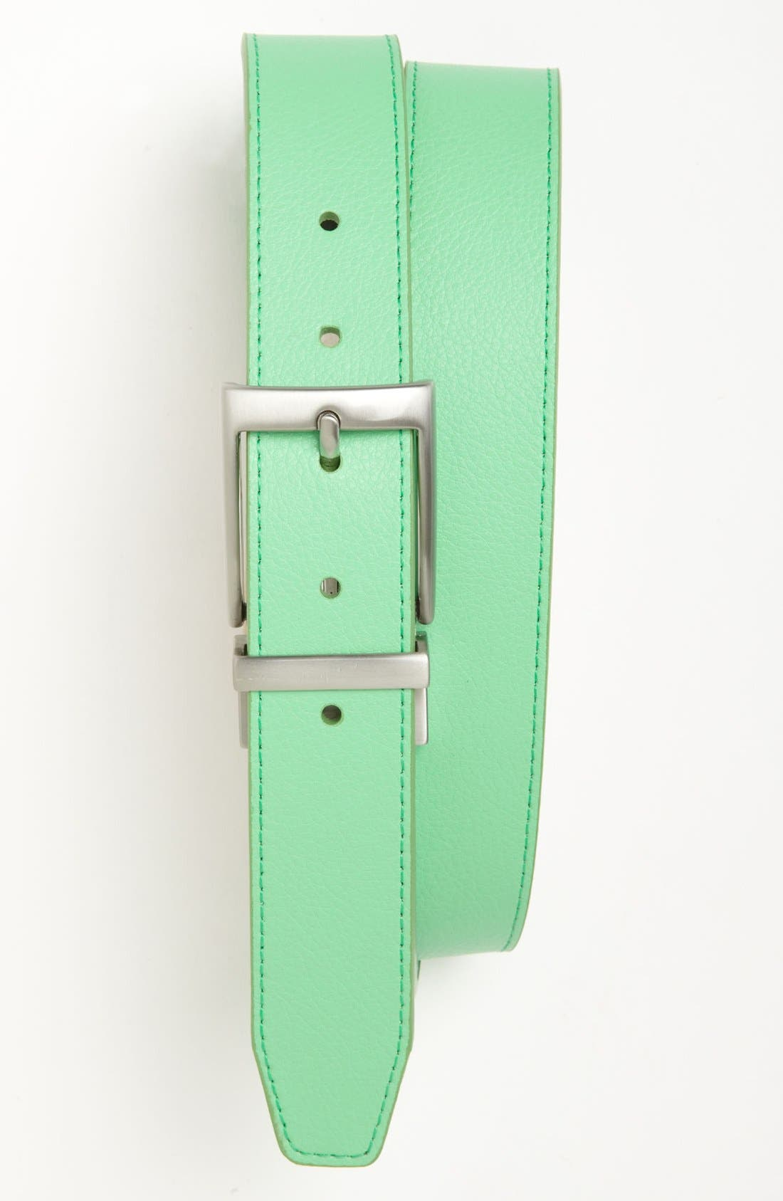 Alternate Image 1 Selected - Nike Golf 'Classic' Reversible Belt