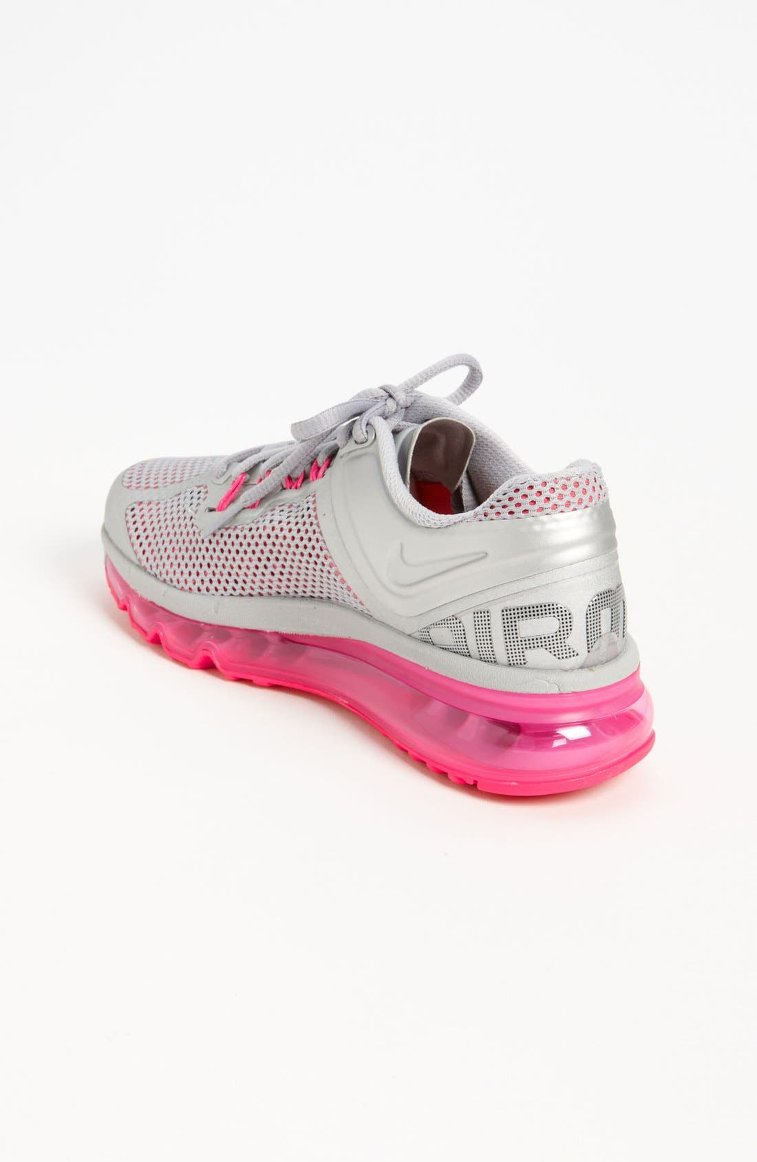 Alternate Image 2  - Nike 'Air Max 2013' Running Shoe (Big Kid)