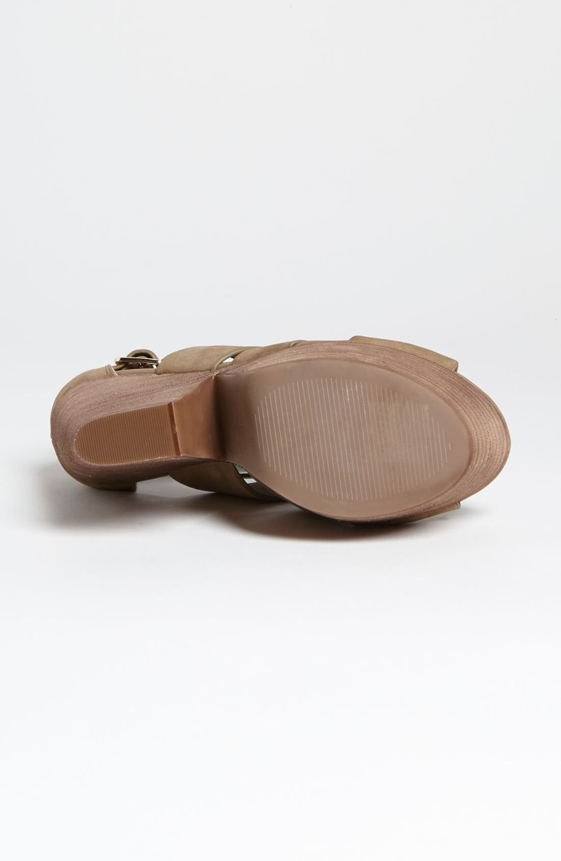 Alternate Image 4  - Topshop 'Lanie' High Vamp Cutout Sandal