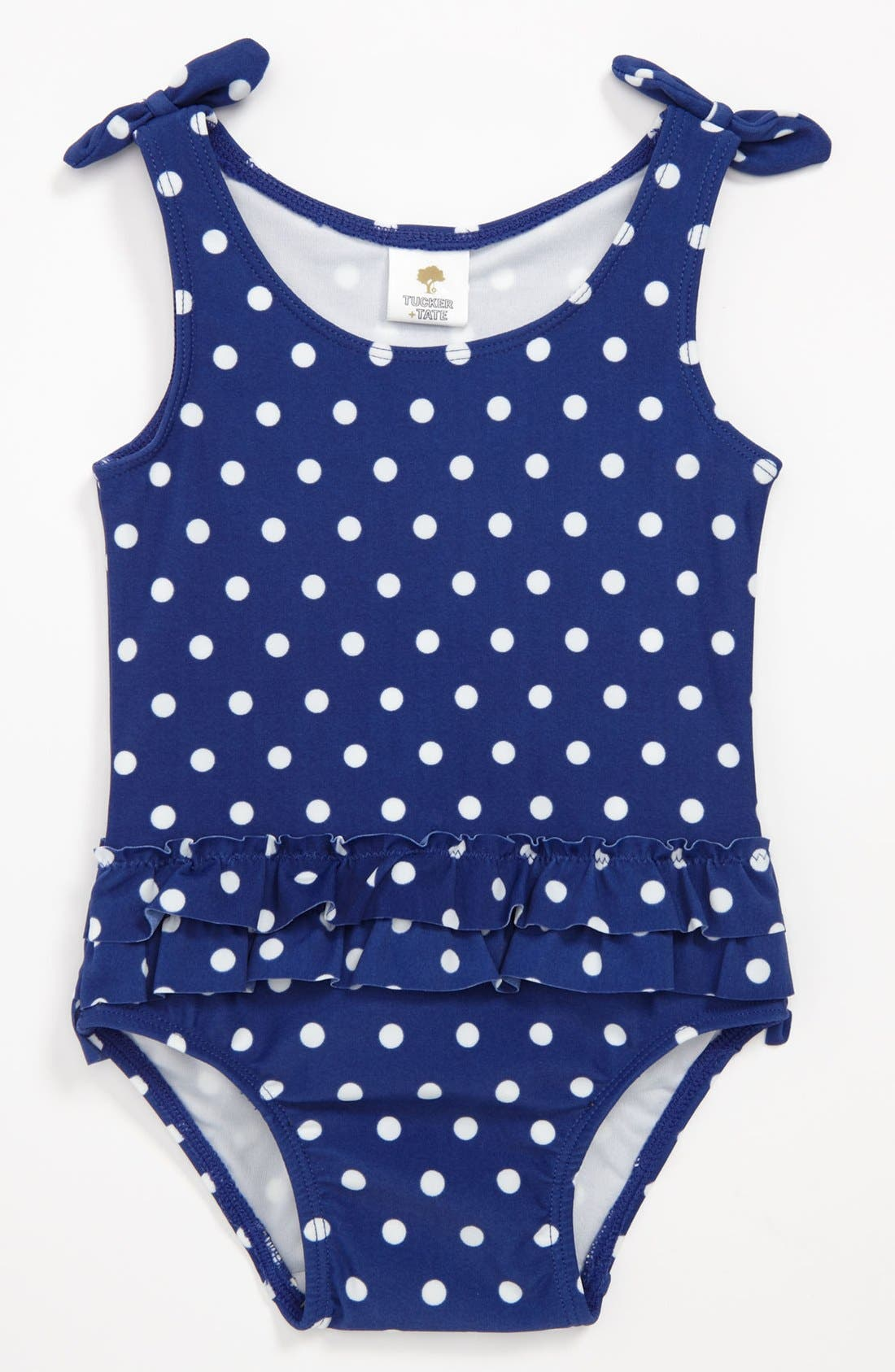 Alternate Image 1 Selected - Tucker + Tate One Piece Swimsuit (Toddler)