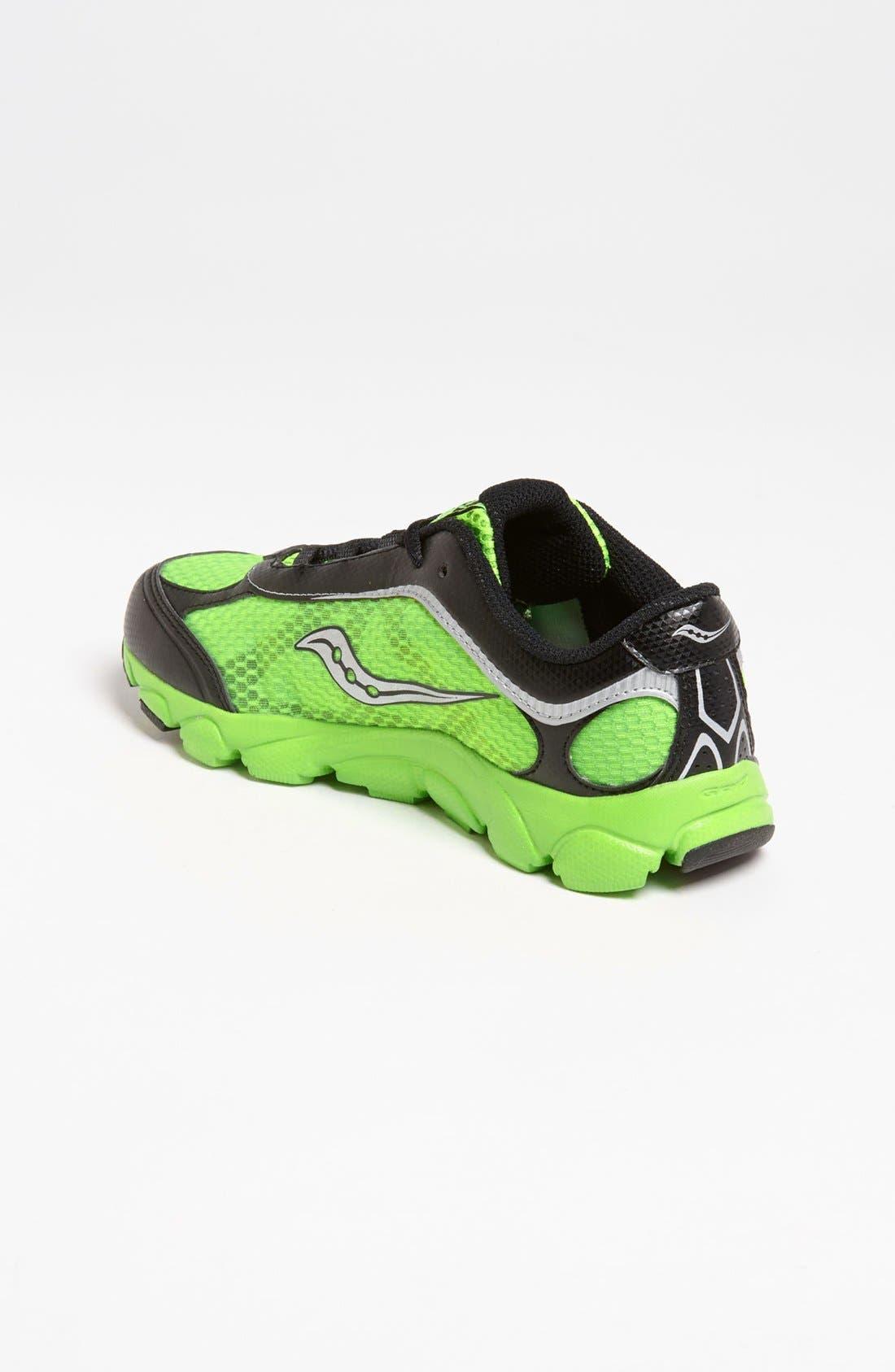Alternate Image 2  - Saucony 'Virrata' Sneaker (Toddler, Little Kid & Big Kid)
