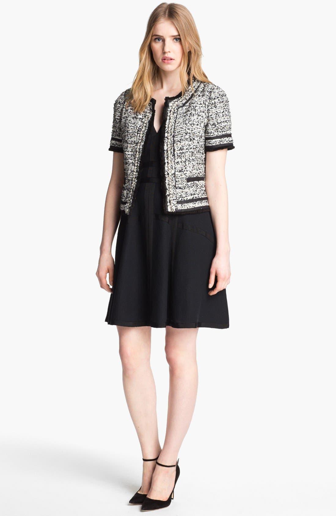 Alternate Image 3  - Mcginn 'Anna' Textured Dress