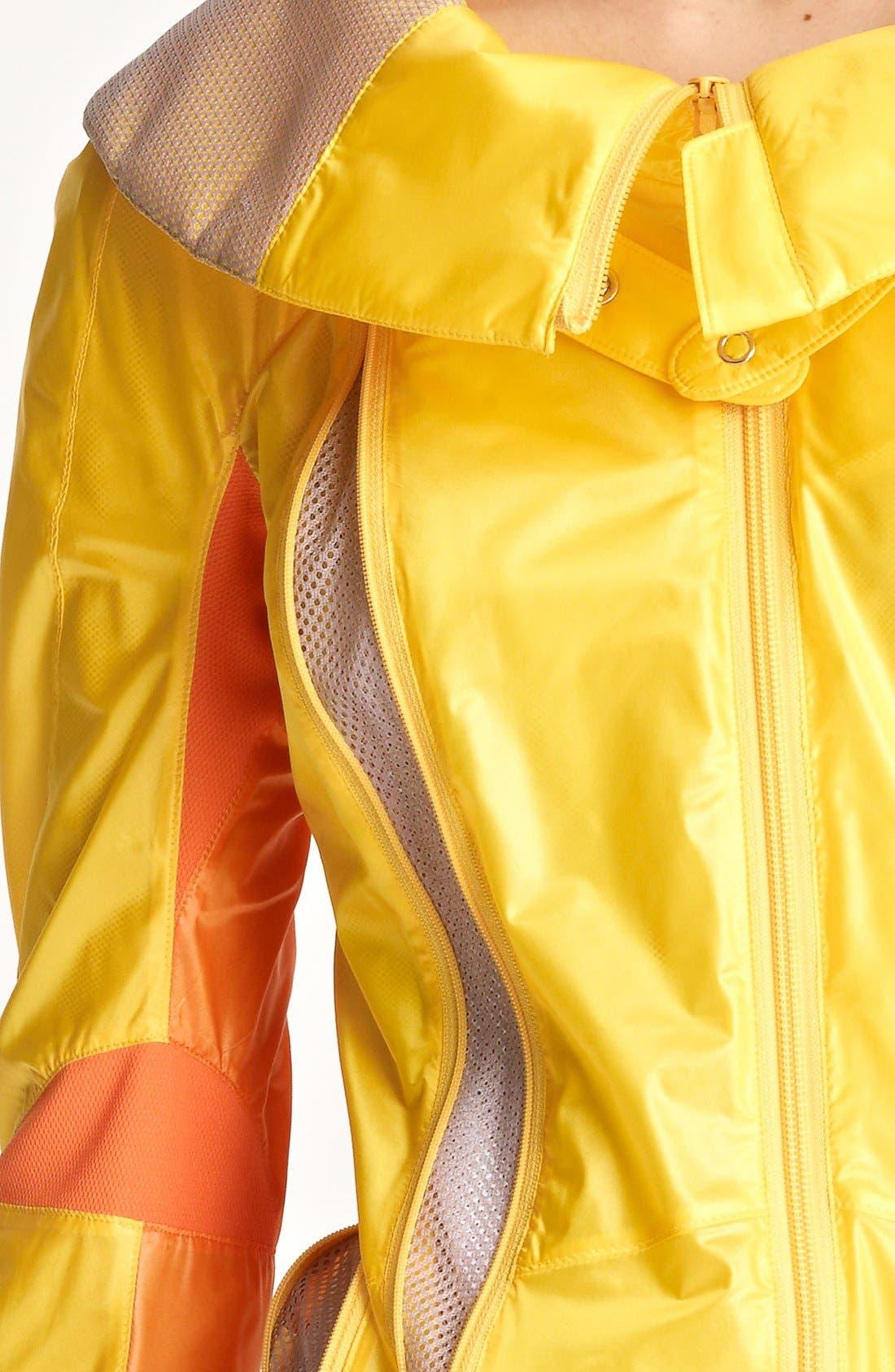 Alternate Image 3  - Junya Watanabe Big Collar Ripstop Nylon Jacket
