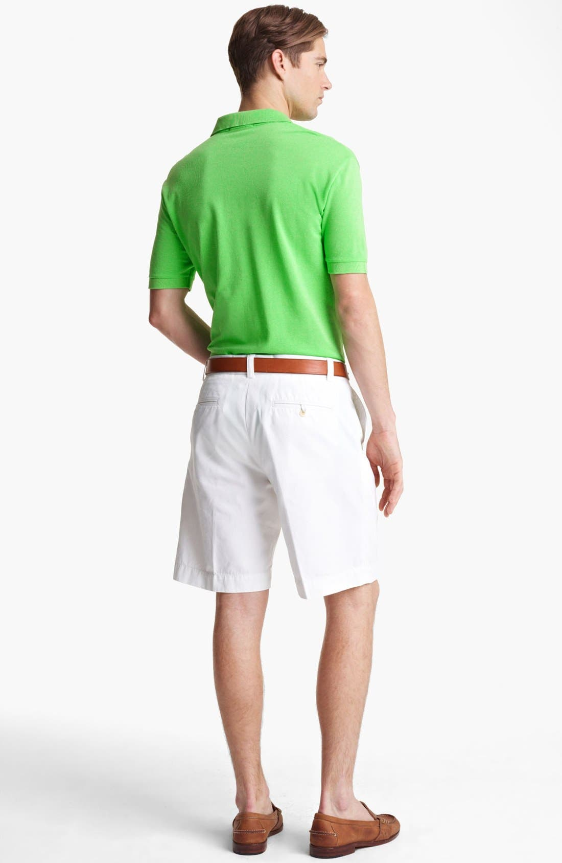 Alternate Image 5  - Polo Ralph Lauren Classic Fit Polo