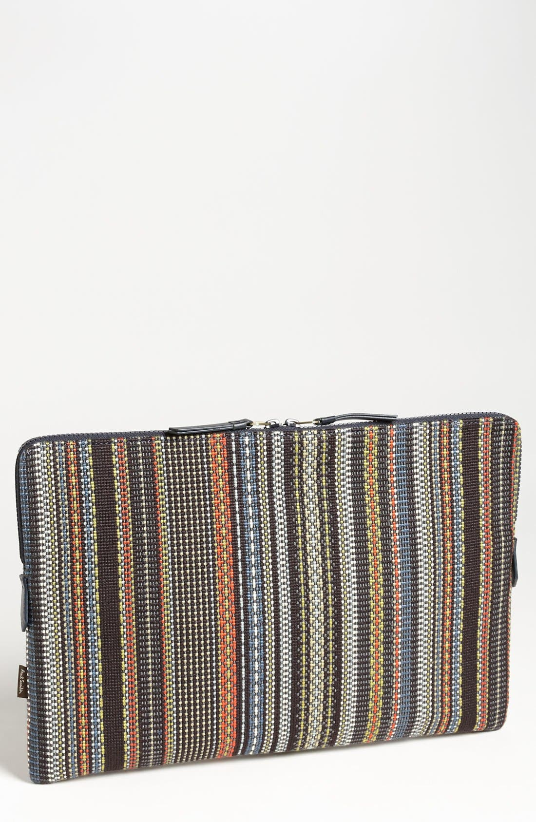 Main Image - Paul Smith Accessories Laptop Case (15 Inch)