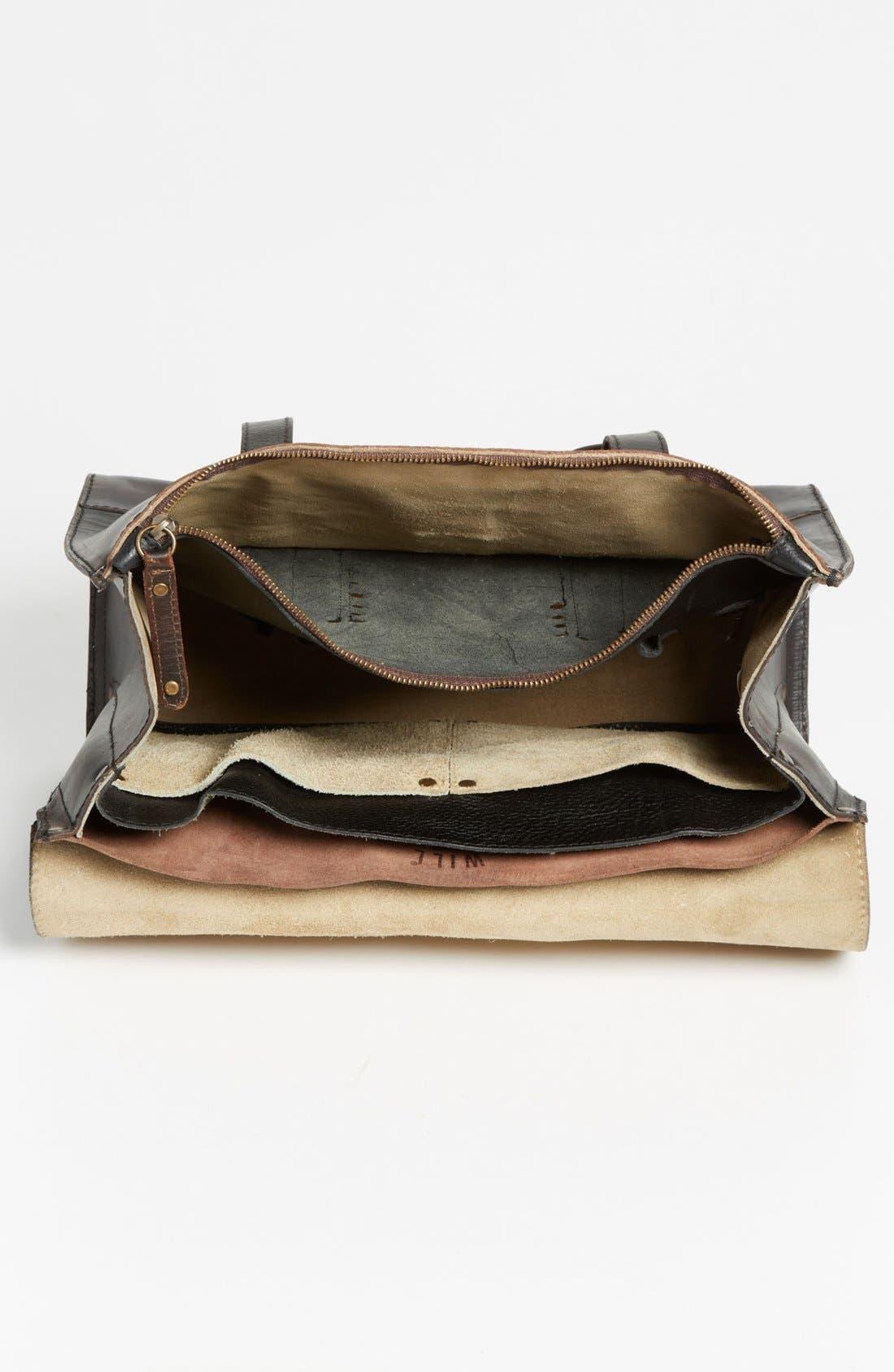 Alternate Image 3  - Will Leather Goods 'Everett' Satchel