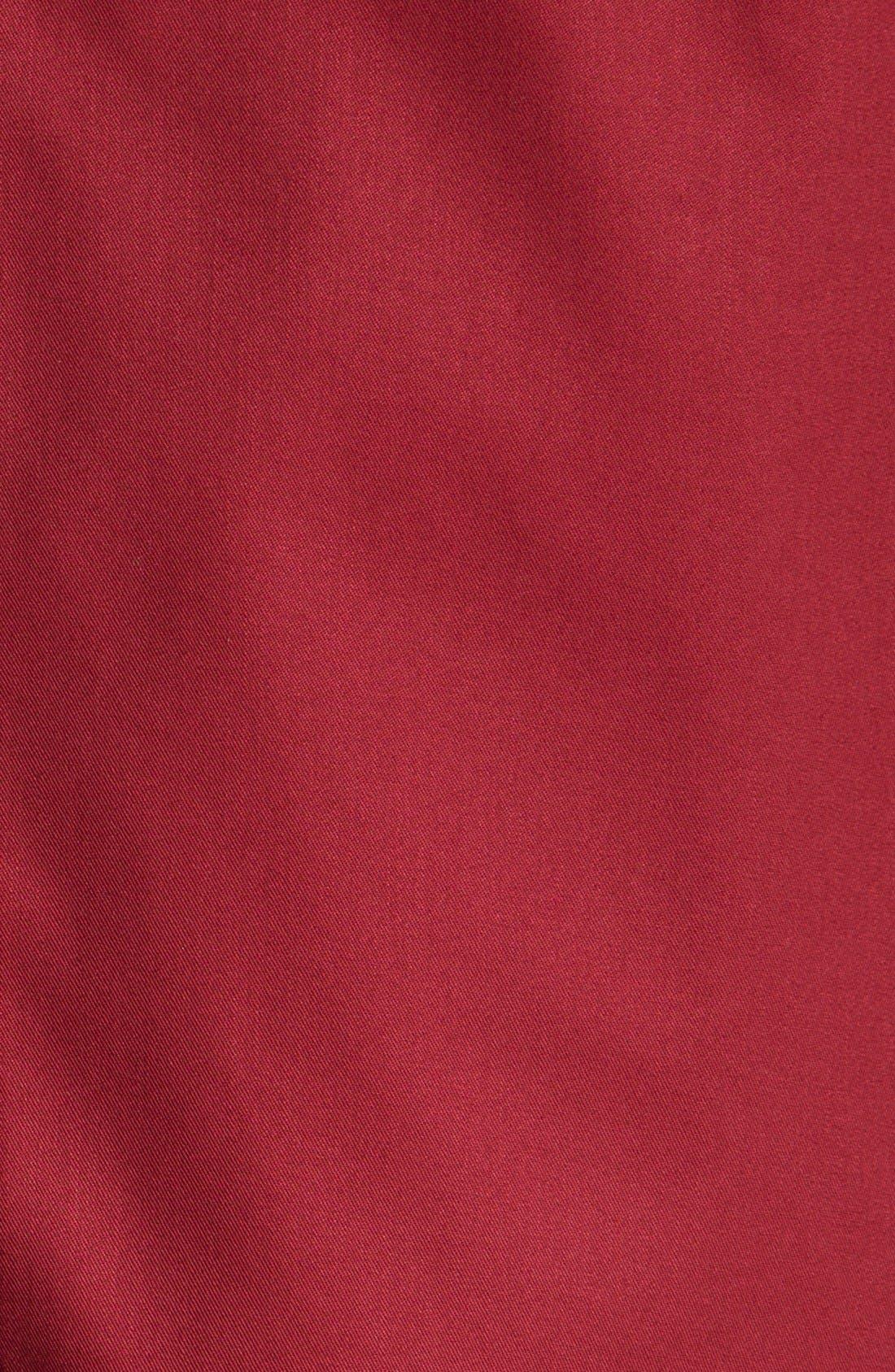 Alternate Image 3  - Nordstrom Smartcare™ Traditional Fit Short Sleeve Twill Boat Shirt