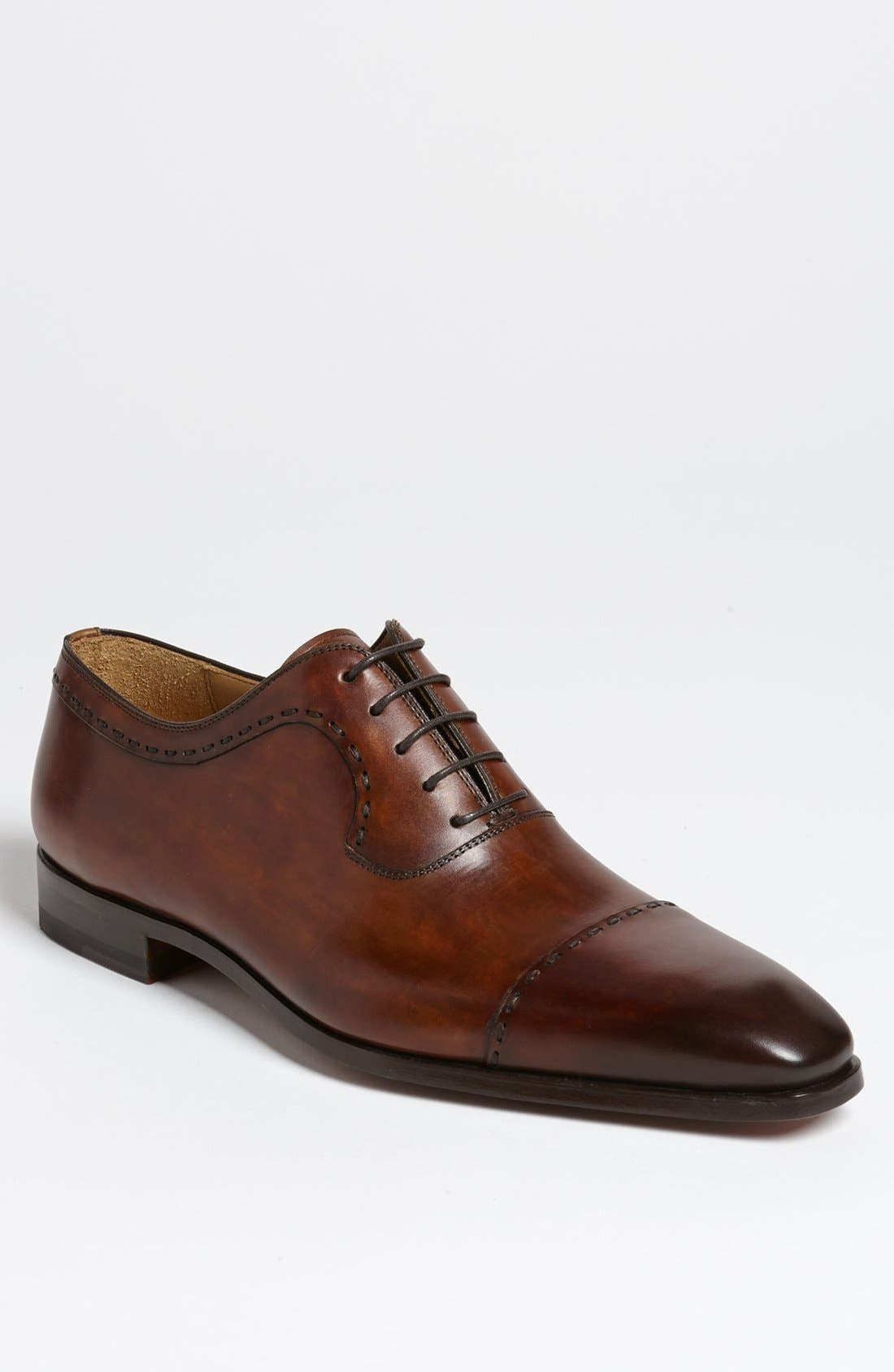Alternate Image 1 Selected - Magnanni 'Ariel' Cap Toe Oxford