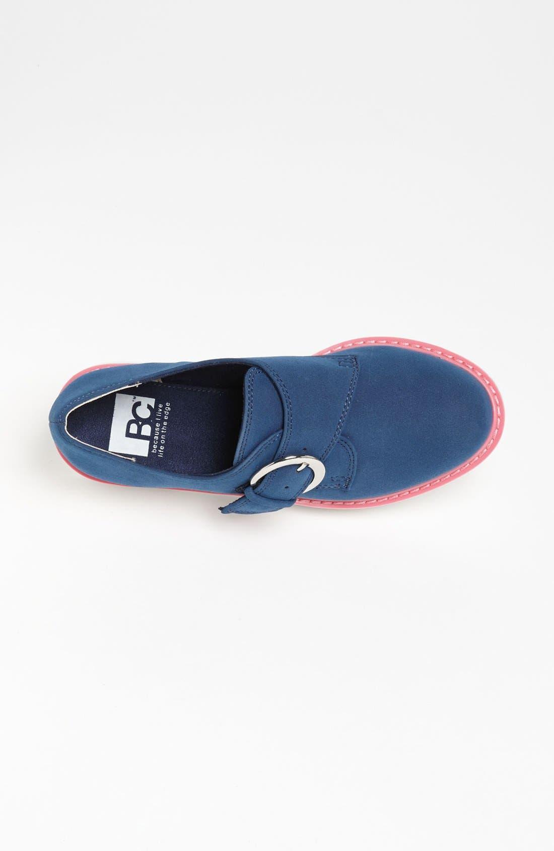 Alternate Image 3  - BC Footwear 'Higher Education' Flat
