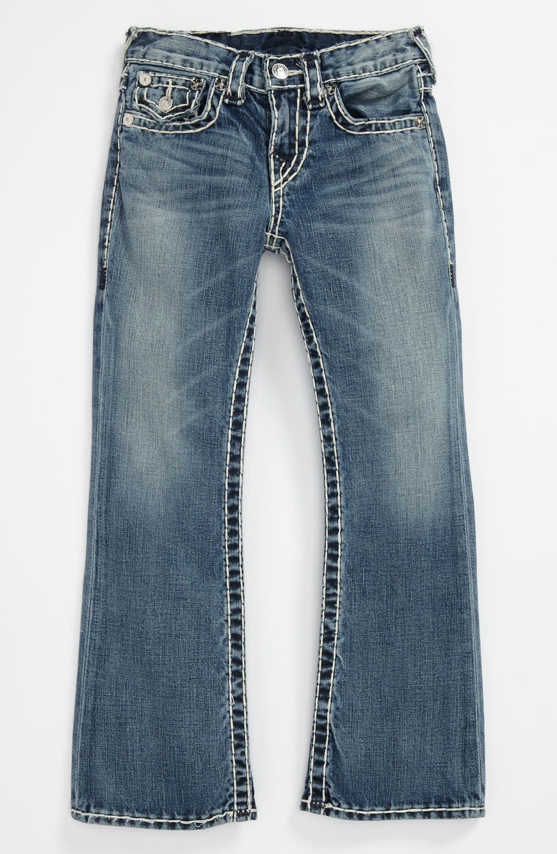 Alternate Image 2  - True Religion Brand Jeans 'Billy Super T' Jeans (Little Boys)