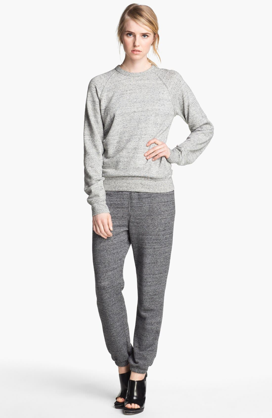 Main Image - T by Alexander Wang Crewneck Sweatshirt