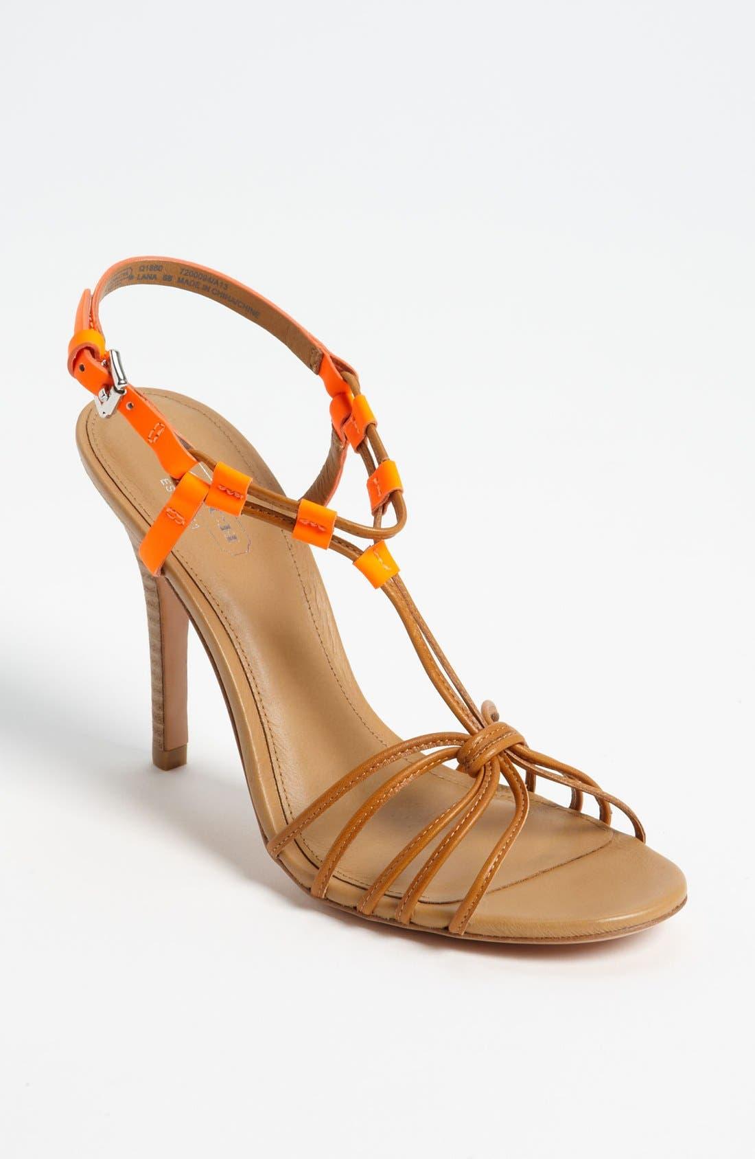 Alternate Image 1 Selected - COACH 'Lana' Sandal