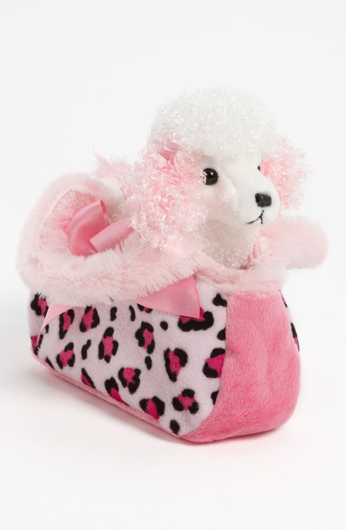 Alternate Image 1 Selected - Aurora World Toys 'Fancy Pals™ - Pretty Poodle' Puppy Purse