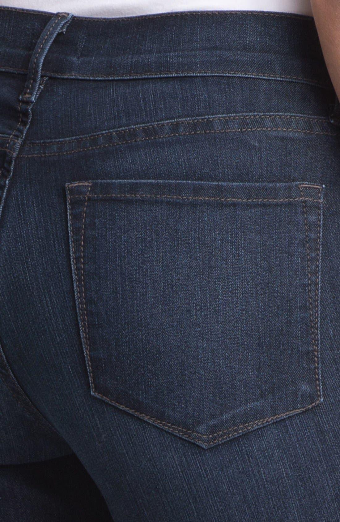 Alternate Image 3  - NYDJ 'Svetlana' Skinny Crop Stretch Jeans
