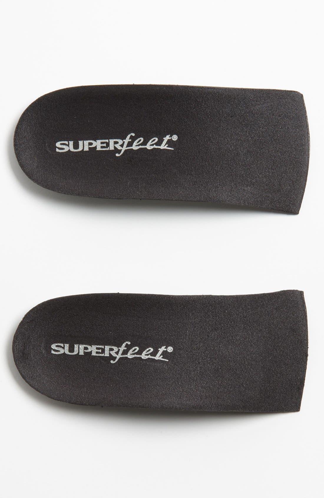 Alternate Image 1 Selected - Superfeet 'Delux' High Heel Three-Quarter Insoles