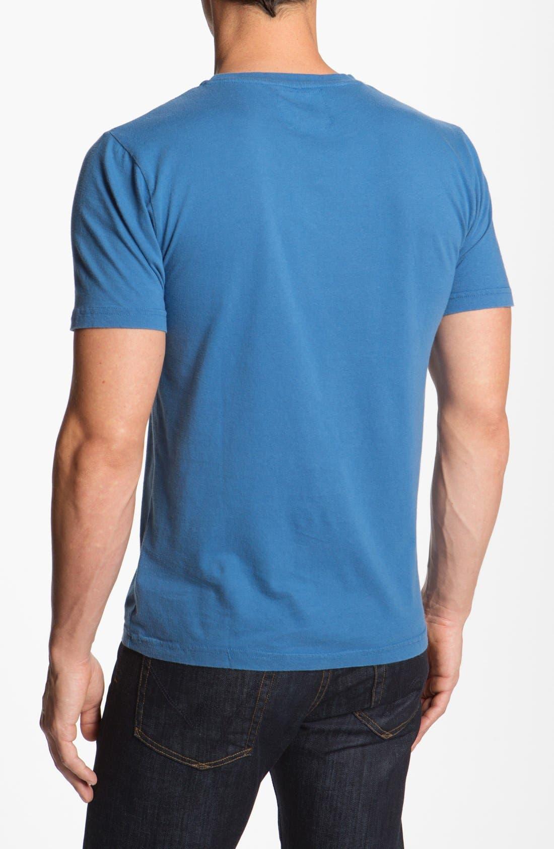 Alternate Image 2  - Red Jacket 'Dodgers - Brass Tack' T-Shirt