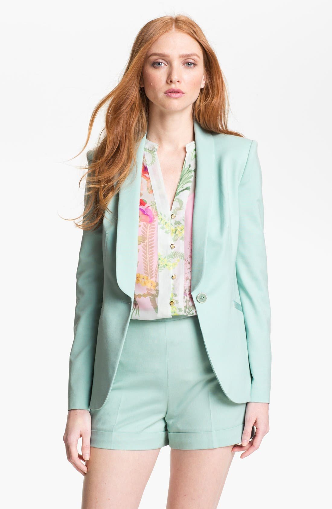 Alternate Image 1 Selected - Ted Baker London Tuxedo Jacket (Online Only)