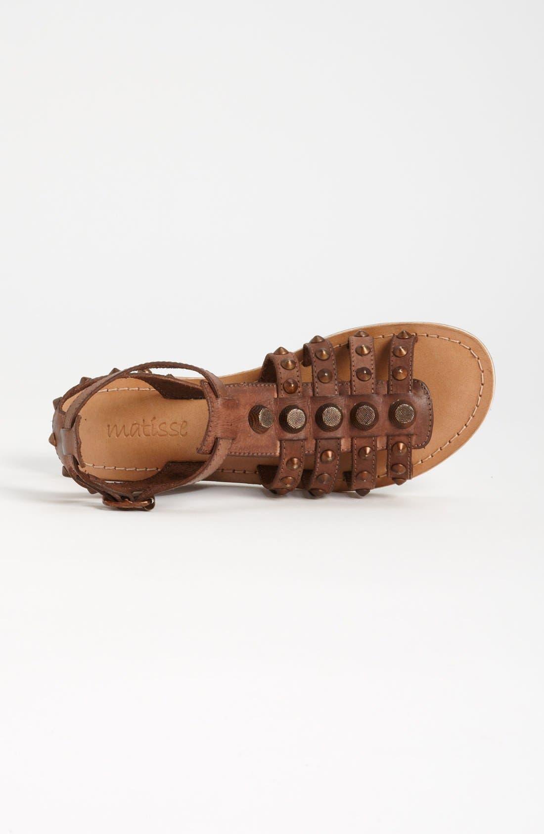 Alternate Image 3  - Matisse 'Bally' Sandal