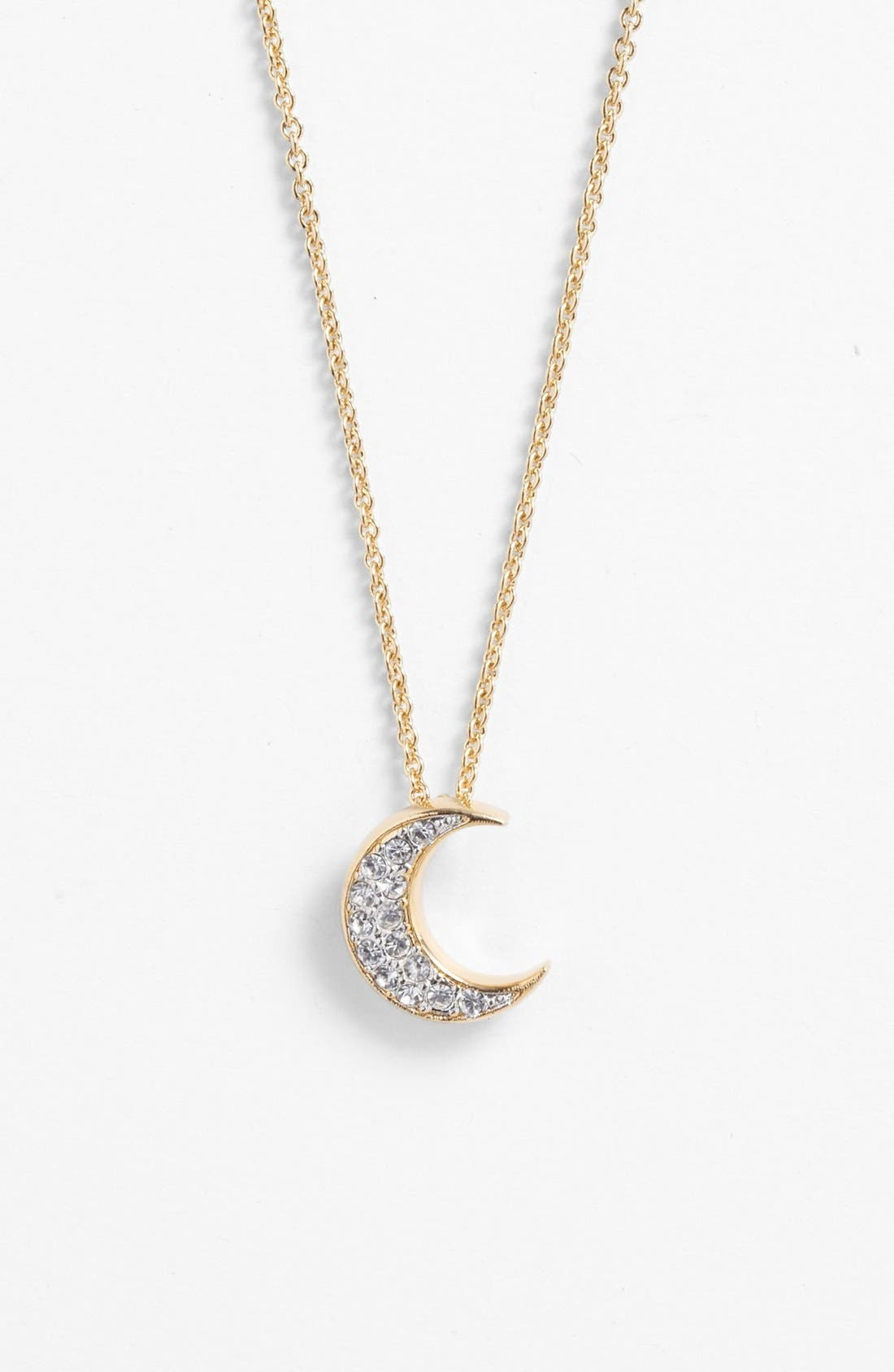 Alternate Image 1 Selected - Nadri 'Charmers' Pavé Symbol Pendant Necklace (Nordstrom Exclusive)