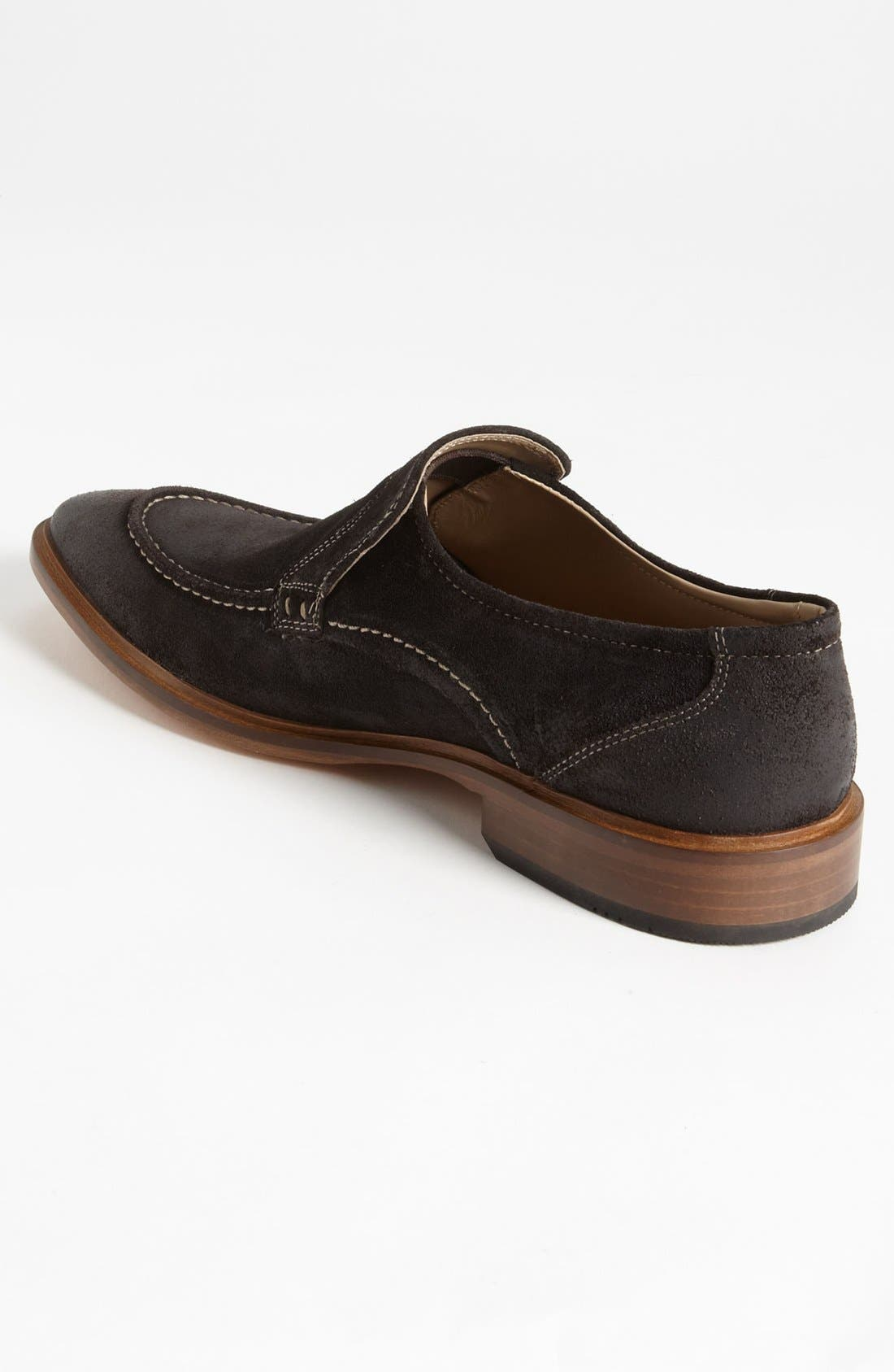 Alternate Image 2  - ECCO 'Pedoso' Venetian Loafer (Men)