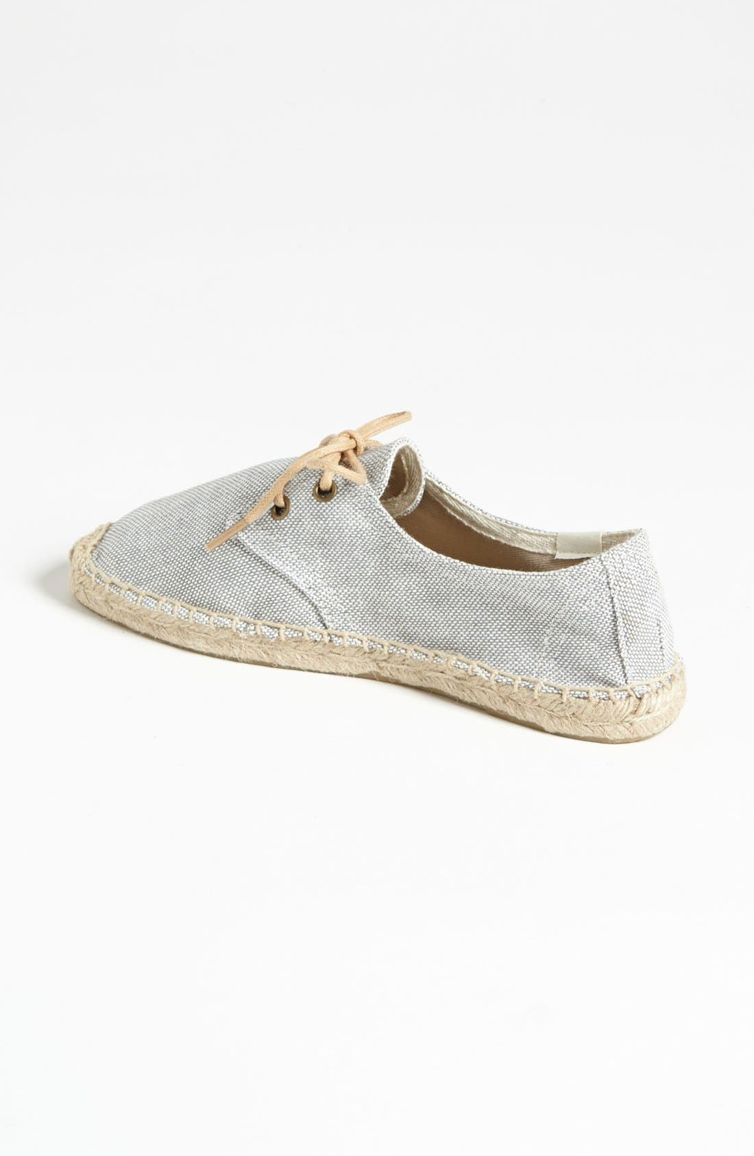 Alternate Image 2  - Soludos 'Derby' Espadrille Sneaker (Women)