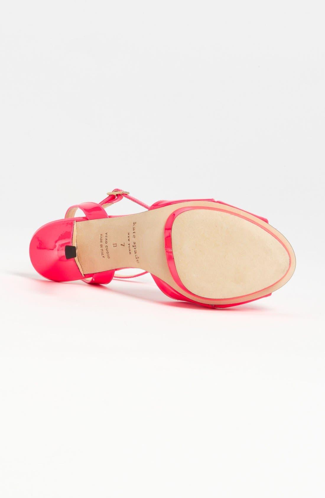 Alternate Image 4  - kate spade new york 'verocity' sandal
