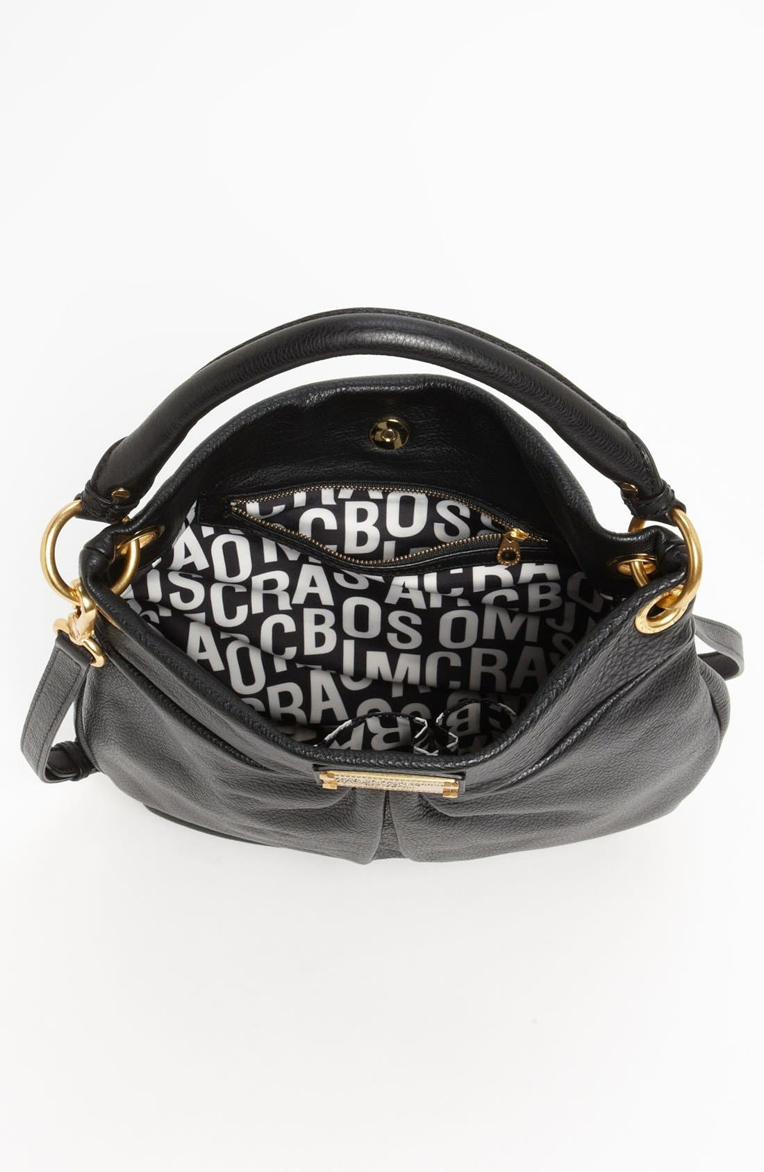 Alternate Image 3  - MARC BY MARC JACOBS 'Classic Q - Hillier' Hobo